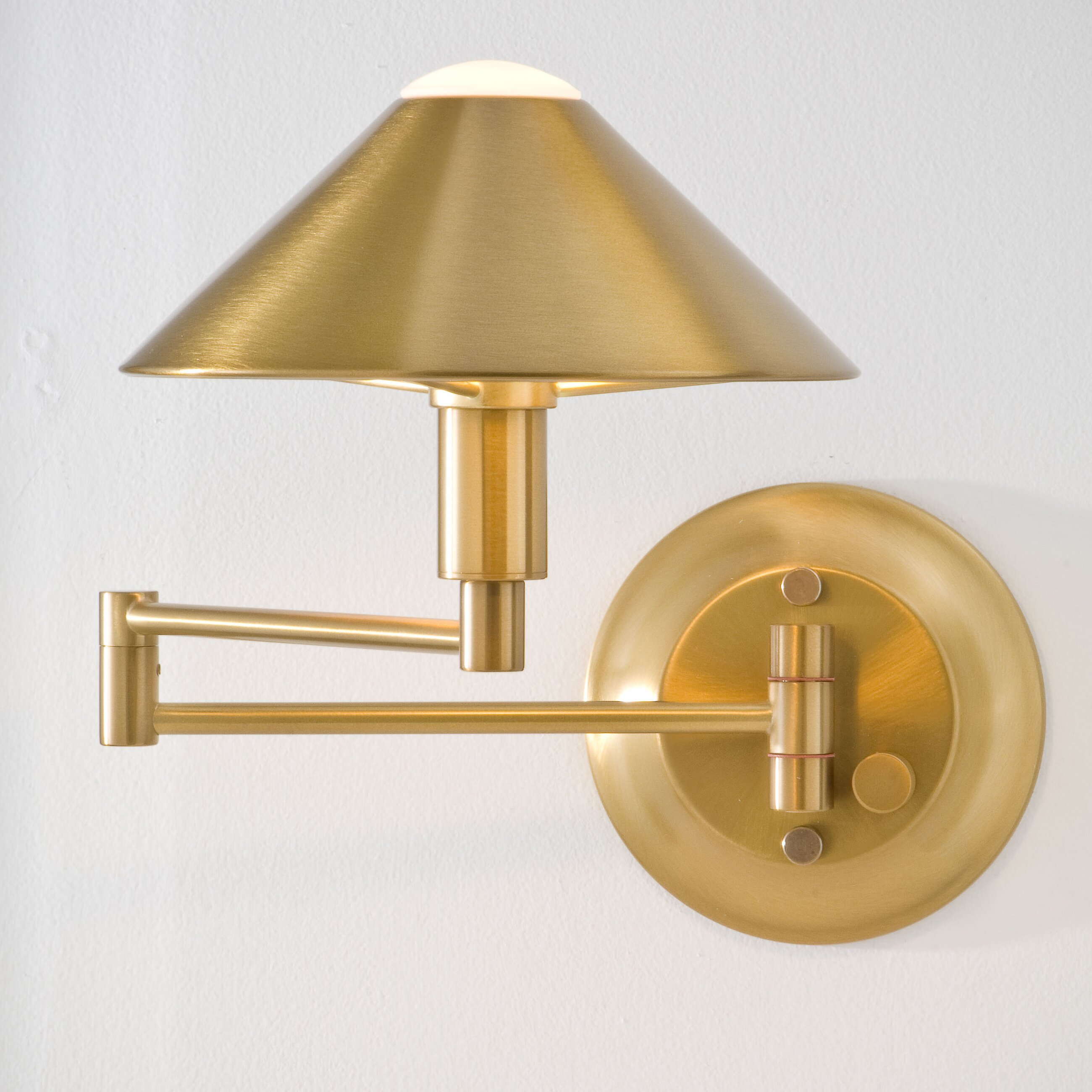 1 Light Wall Sconce Wayfair