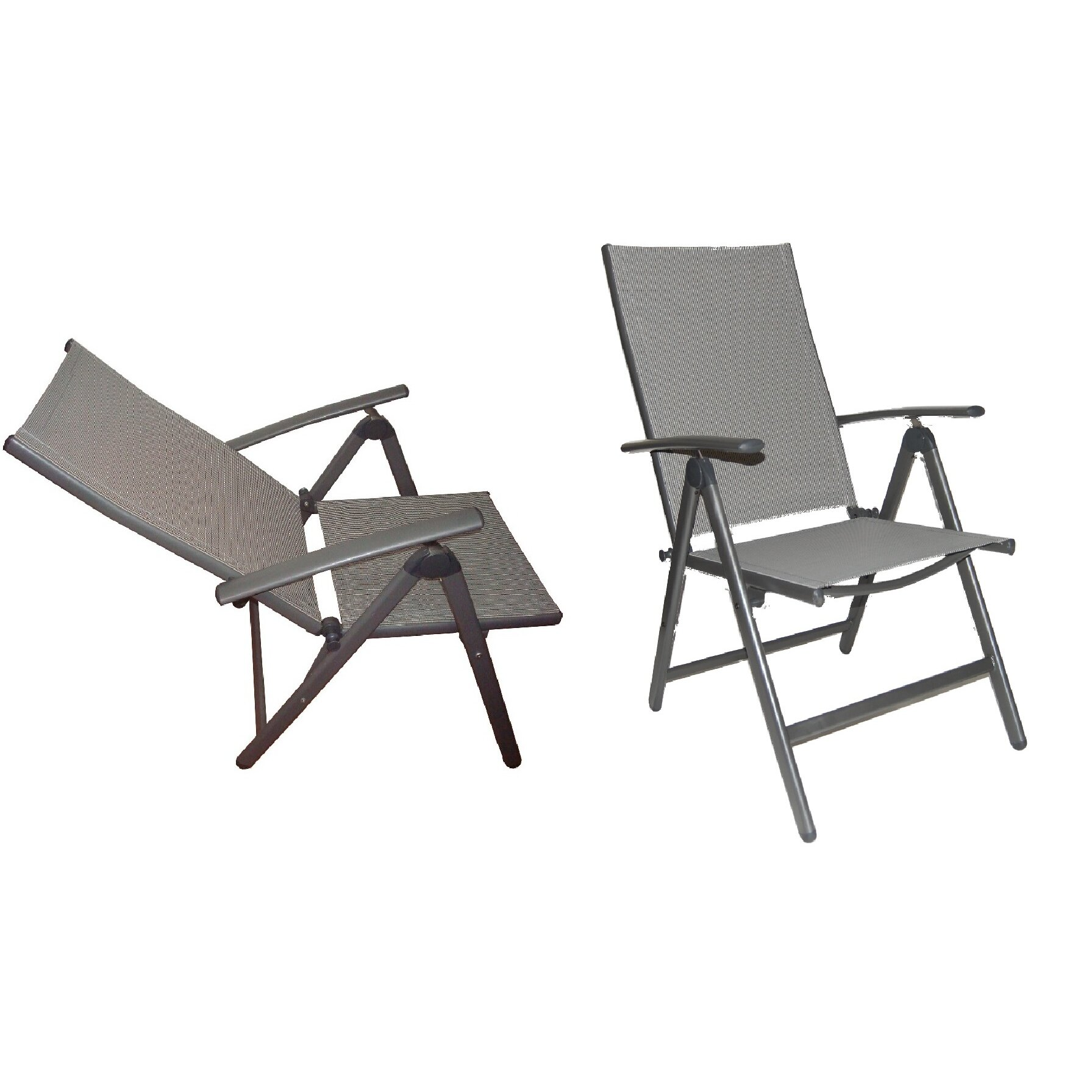 Wasatch Imports Reclining High Back Patio Chair & Reviews