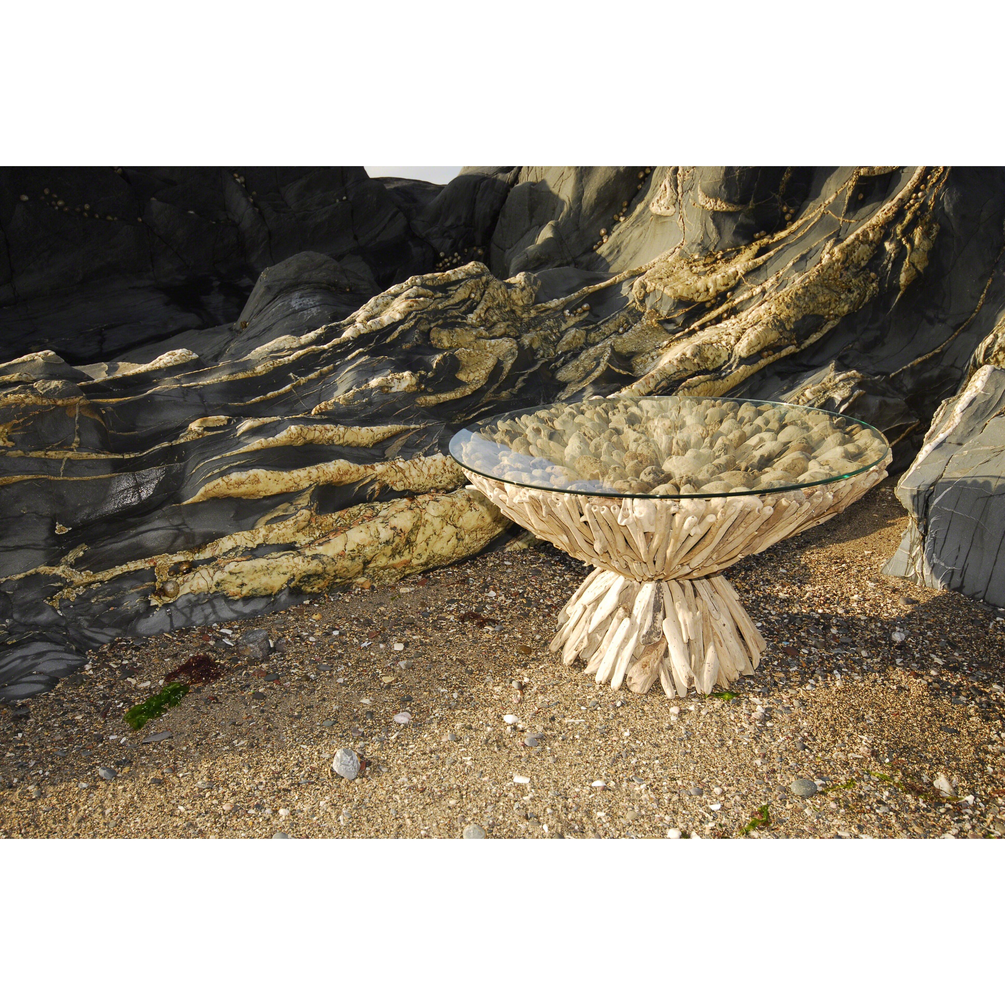 Oceans Apart Couchtisch Driftwood & Reviews von Oceans