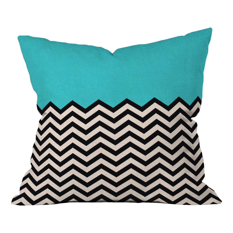 Designs Of Throw Pillow : DENY Designs Bianca Green Indoor/Outdoor Throw Pillow & Reviews Wayfair