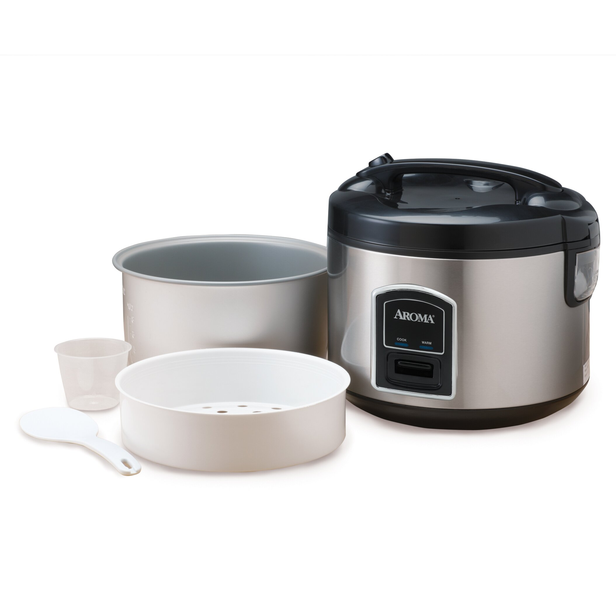 Food Steamer And Aroma Rice Cooker-Click to read the ...