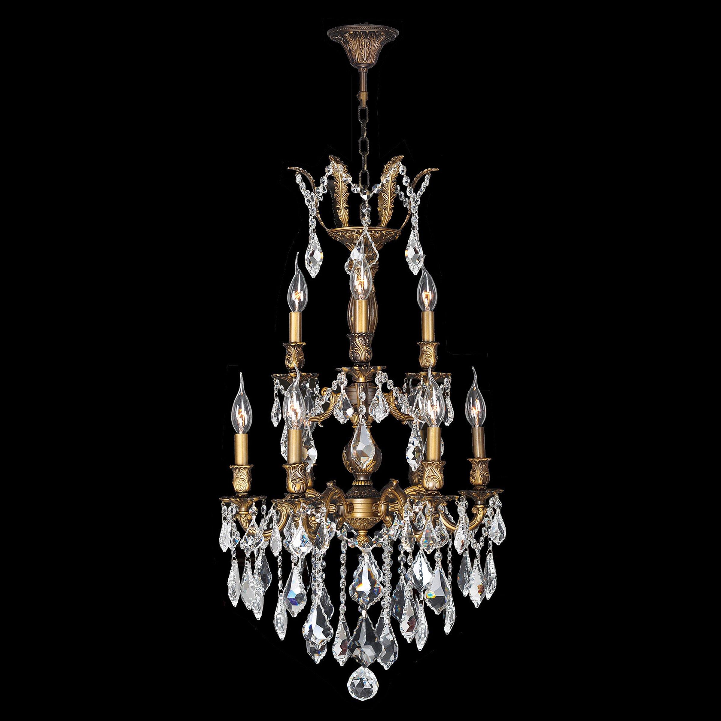 Versailles Crystal Chandelier