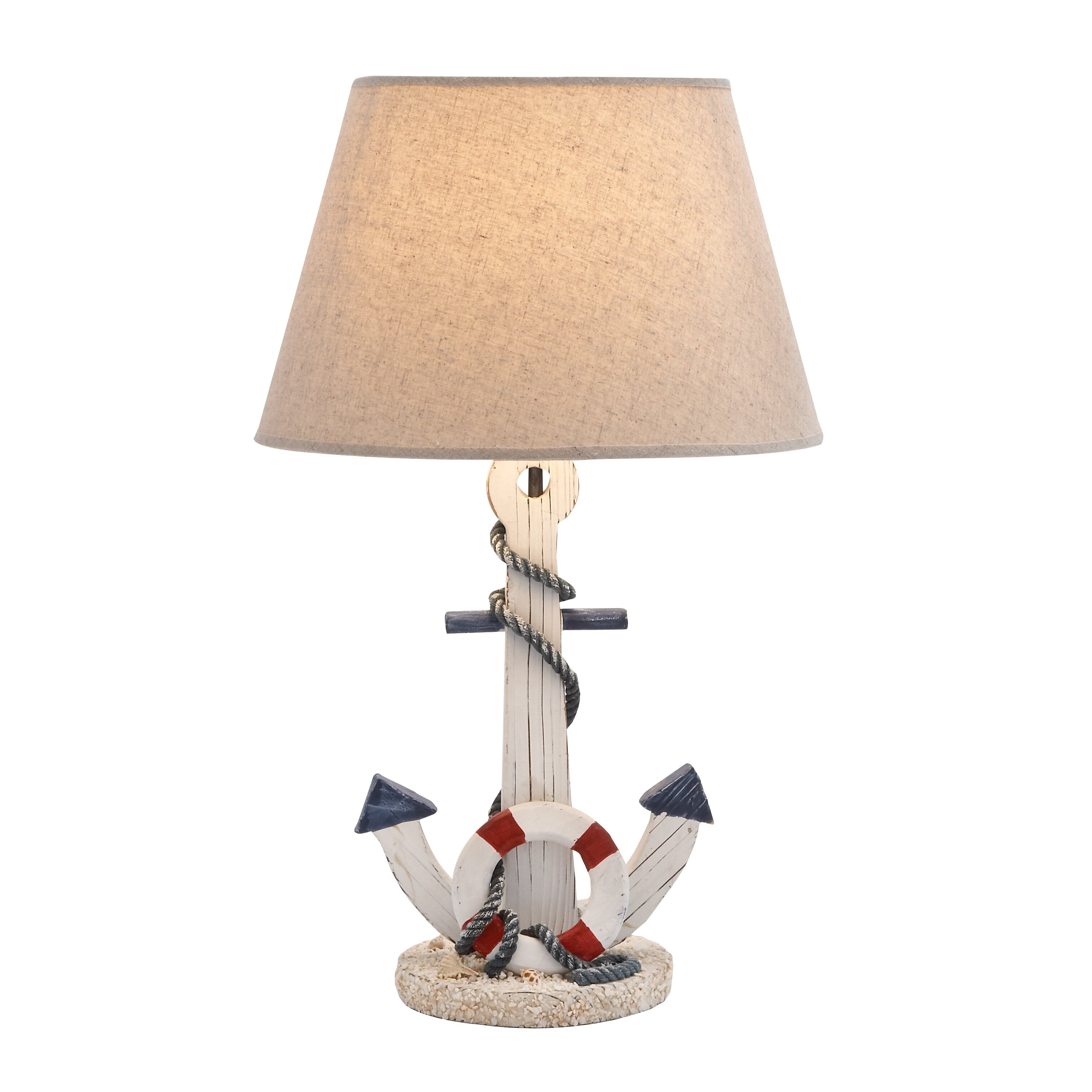 Sunset Empire Transportation Schedule Woodland Imports Anchor H Table Lamp With Empire