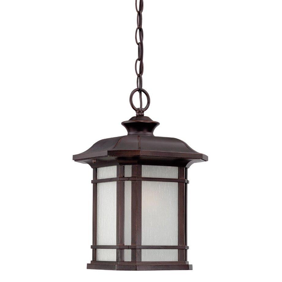 Acclaim Lighting Somerset 1 Light Outdoor Hanging Lantern
