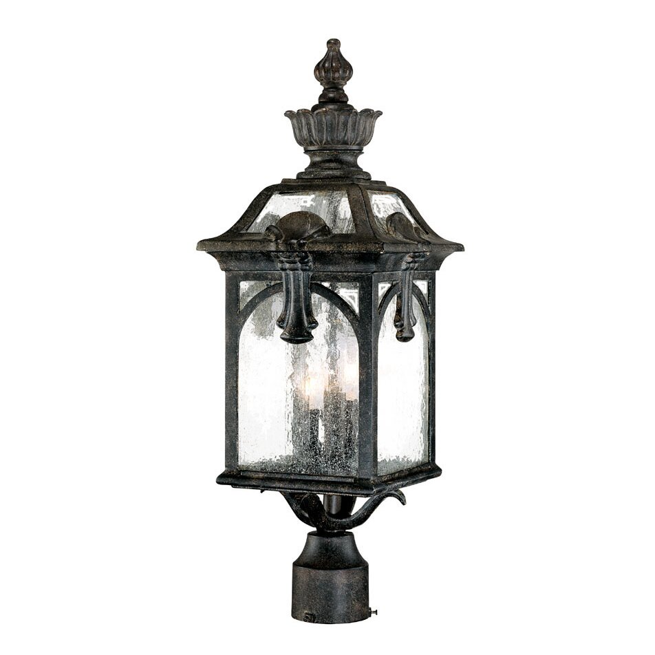 lighting outdoor lighting acclaim lighting part 7117bc 7117bg. Black Bedroom Furniture Sets. Home Design Ideas