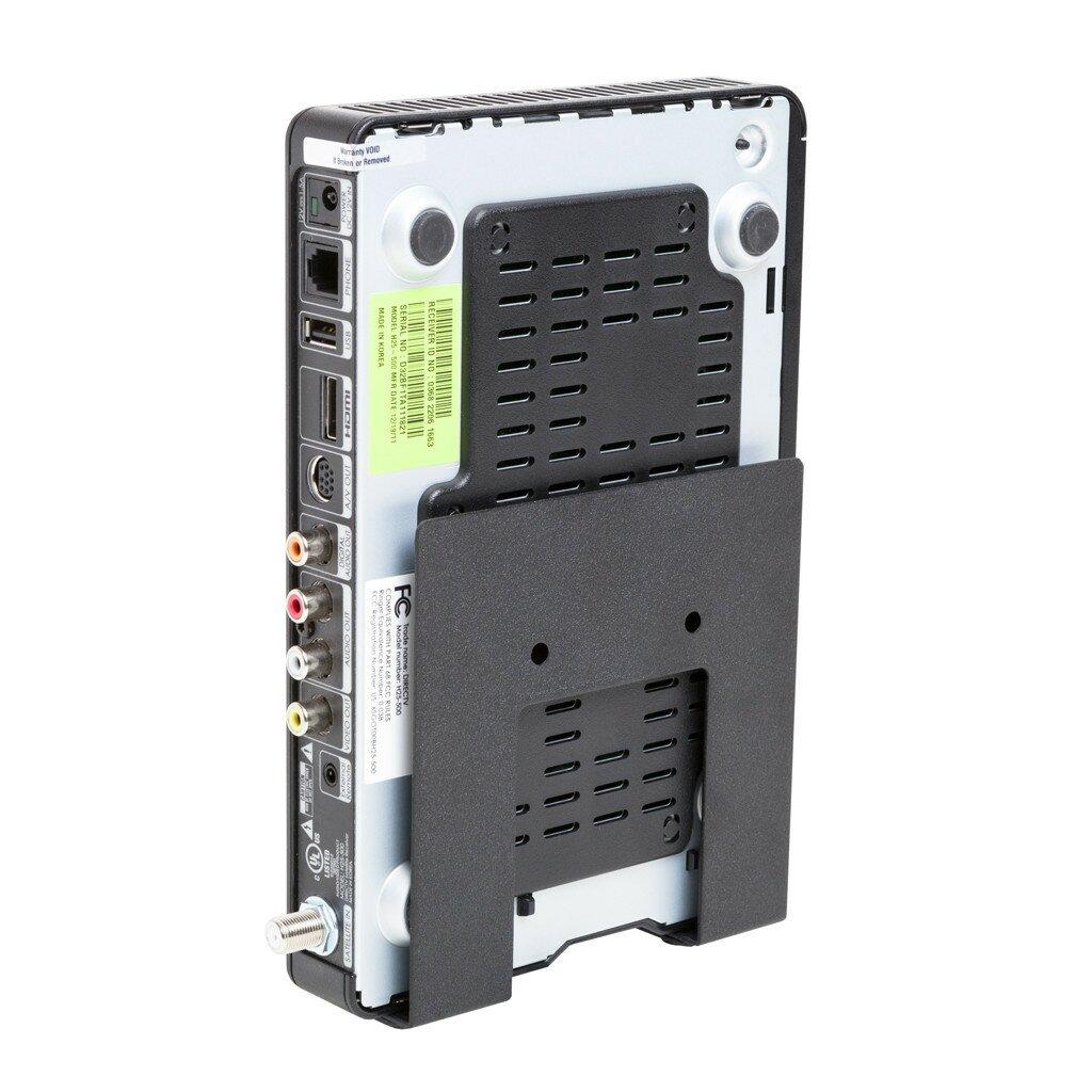 HIDEitMountsInc Small Adjustable Cable Box Electronic Component Wall Mount A