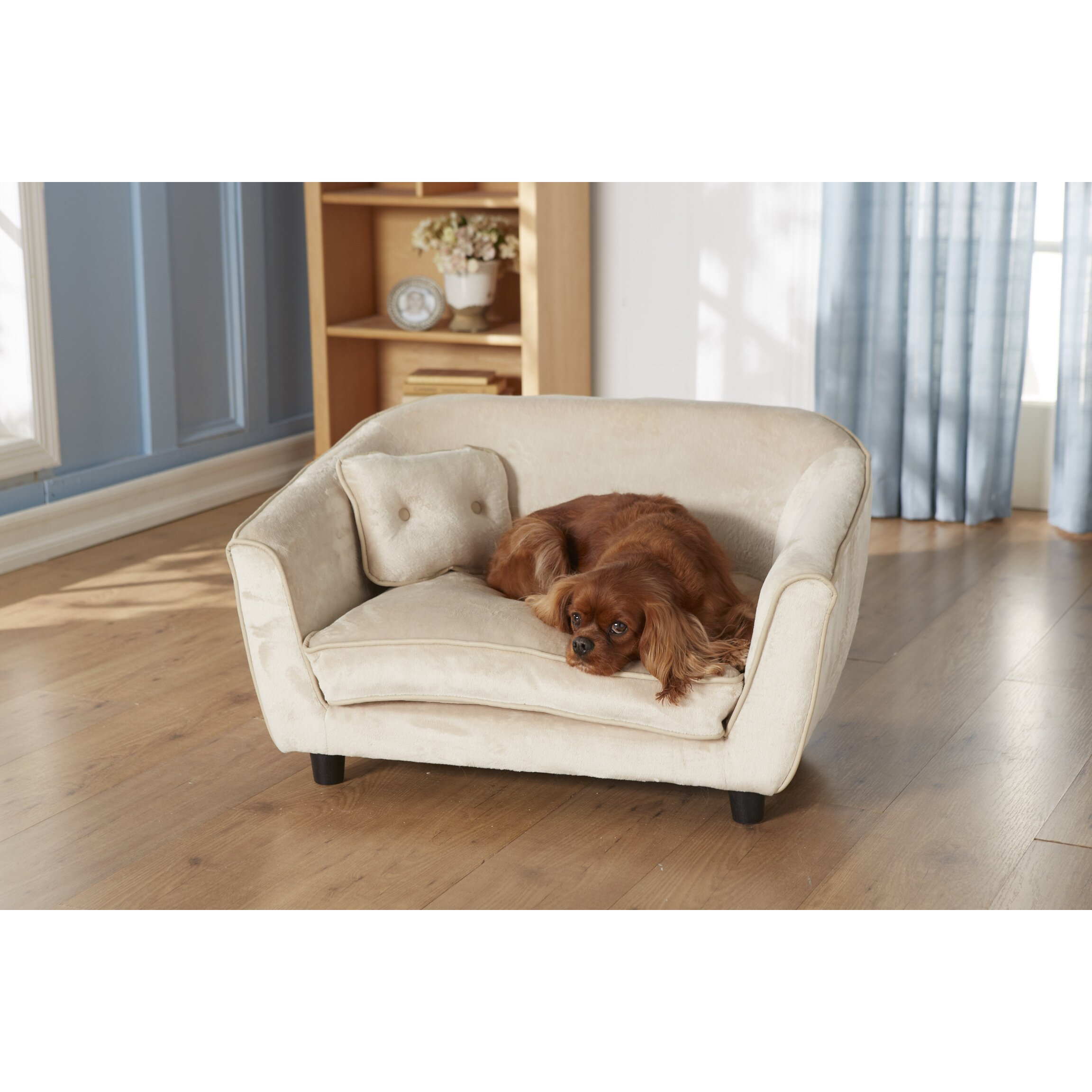 enchanted home pet astro sofa dog bed reviews wayfair. Black Bedroom Furniture Sets. Home Design Ideas