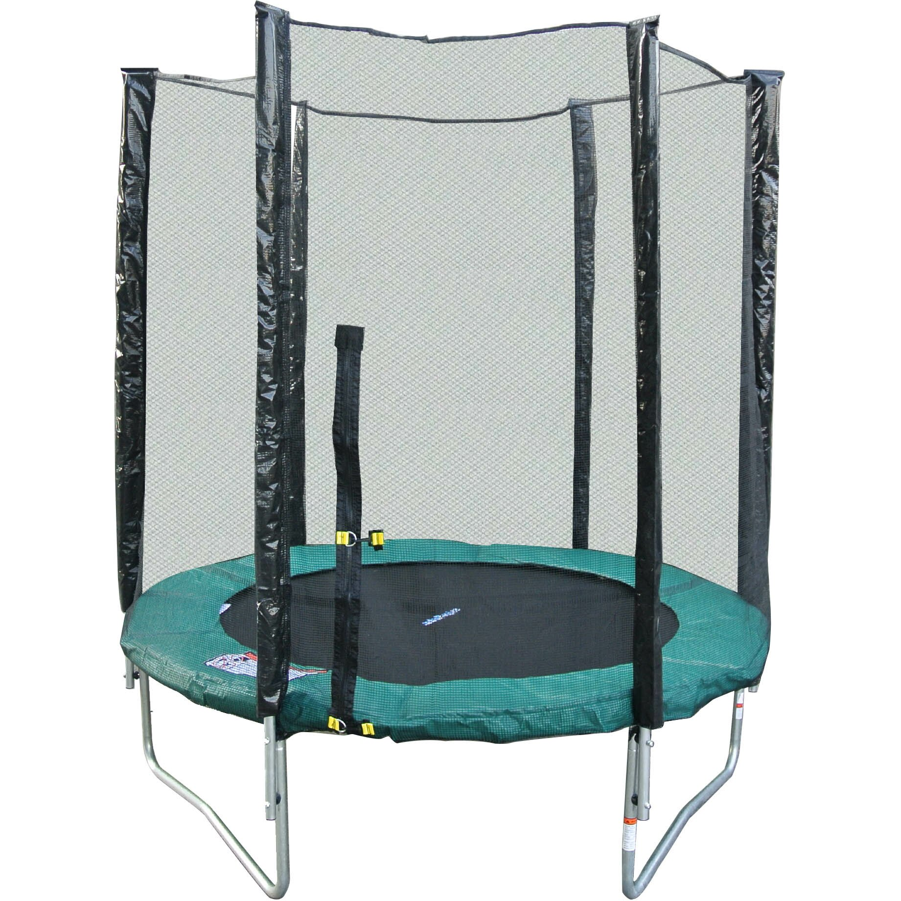 Super Jumper 6' Trampoline Combo With Enclosure & Reviews