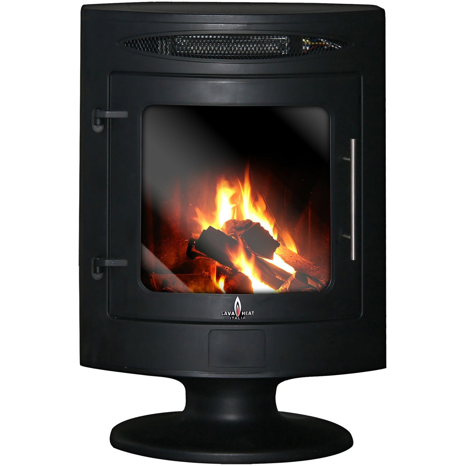 Electric Fireplace With Heat: Lava Heat Pizzo Electric Fireplace & Reviews