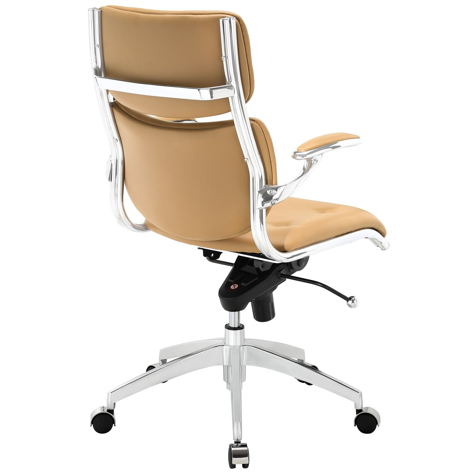 Modway Push Mid Back fice Chair & Reviews