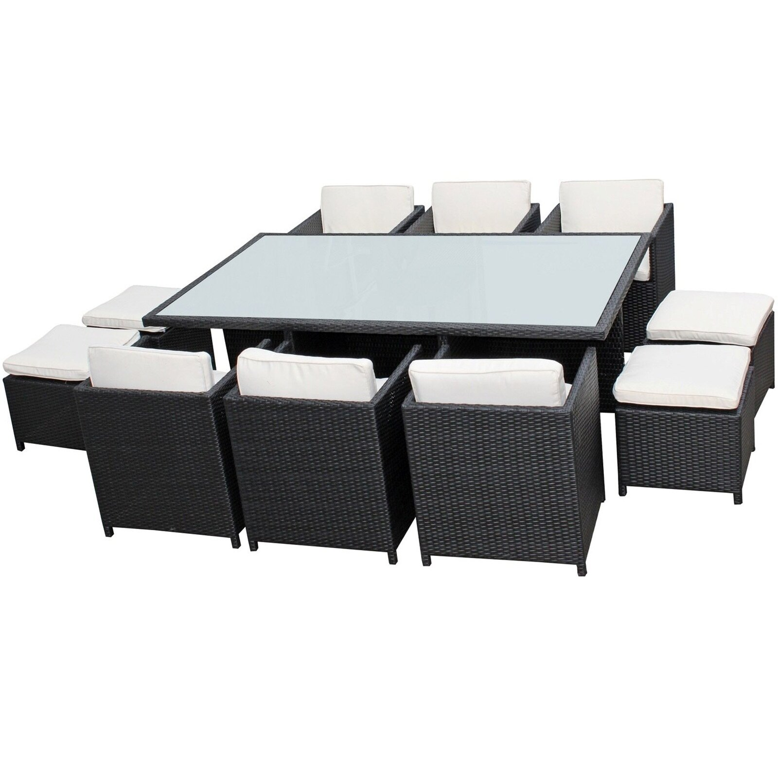 Http Www Wayfair Com Modway Doubleback 11 Piece Outdoor Patio Dining Set Wq6744 Fow1024 Html