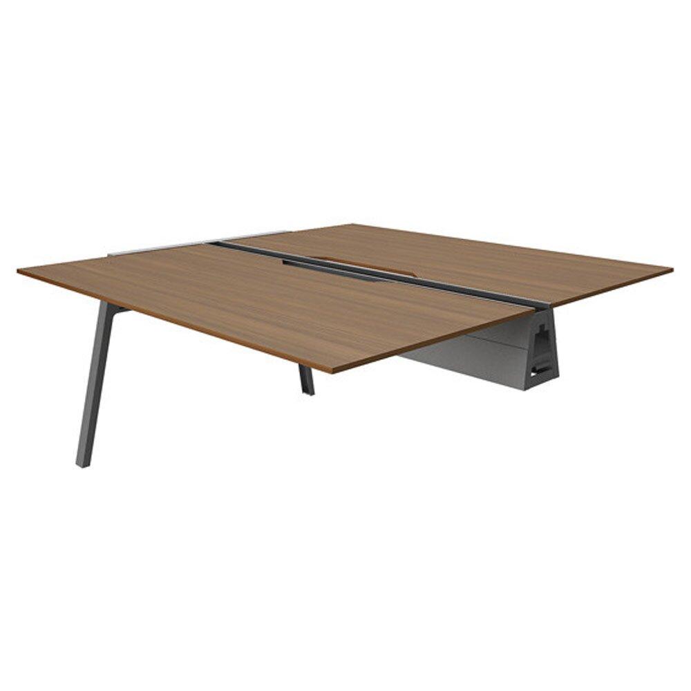 Steelcase Bivi Writing Desk Bridge Amp Reviews Wayfair Supply