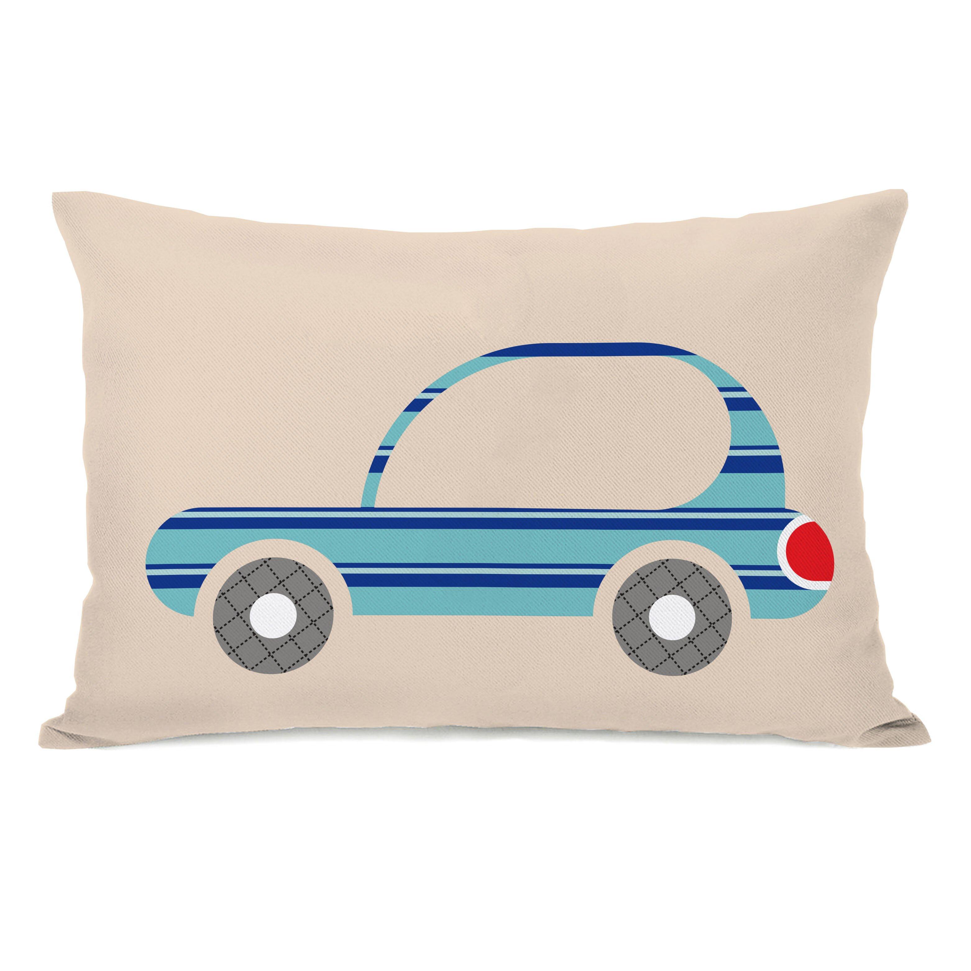 Car Throw Pillow Wayfair