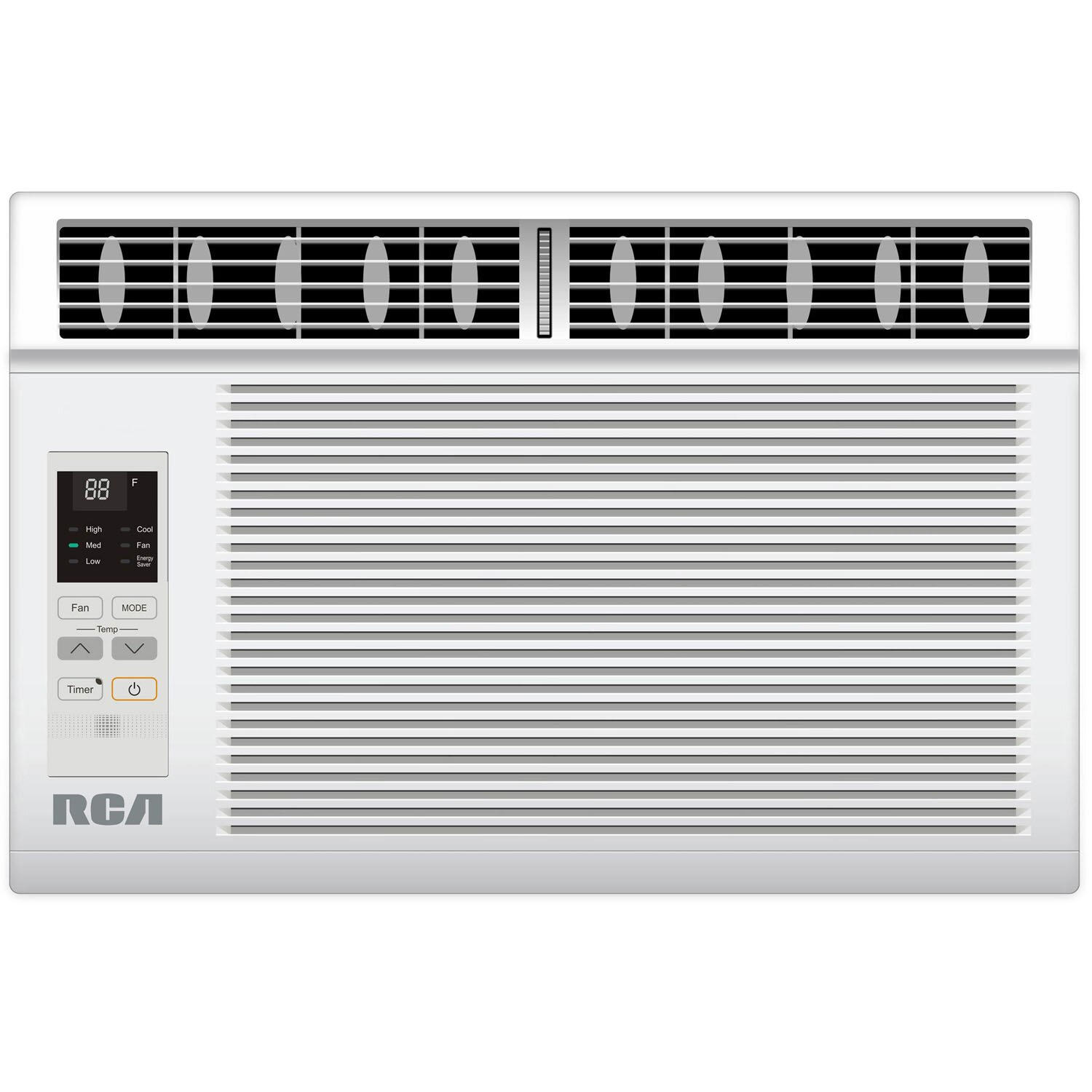 RCA Products 5000 BTU Window Air Conditioner with Remote & Reviews  #198A6F