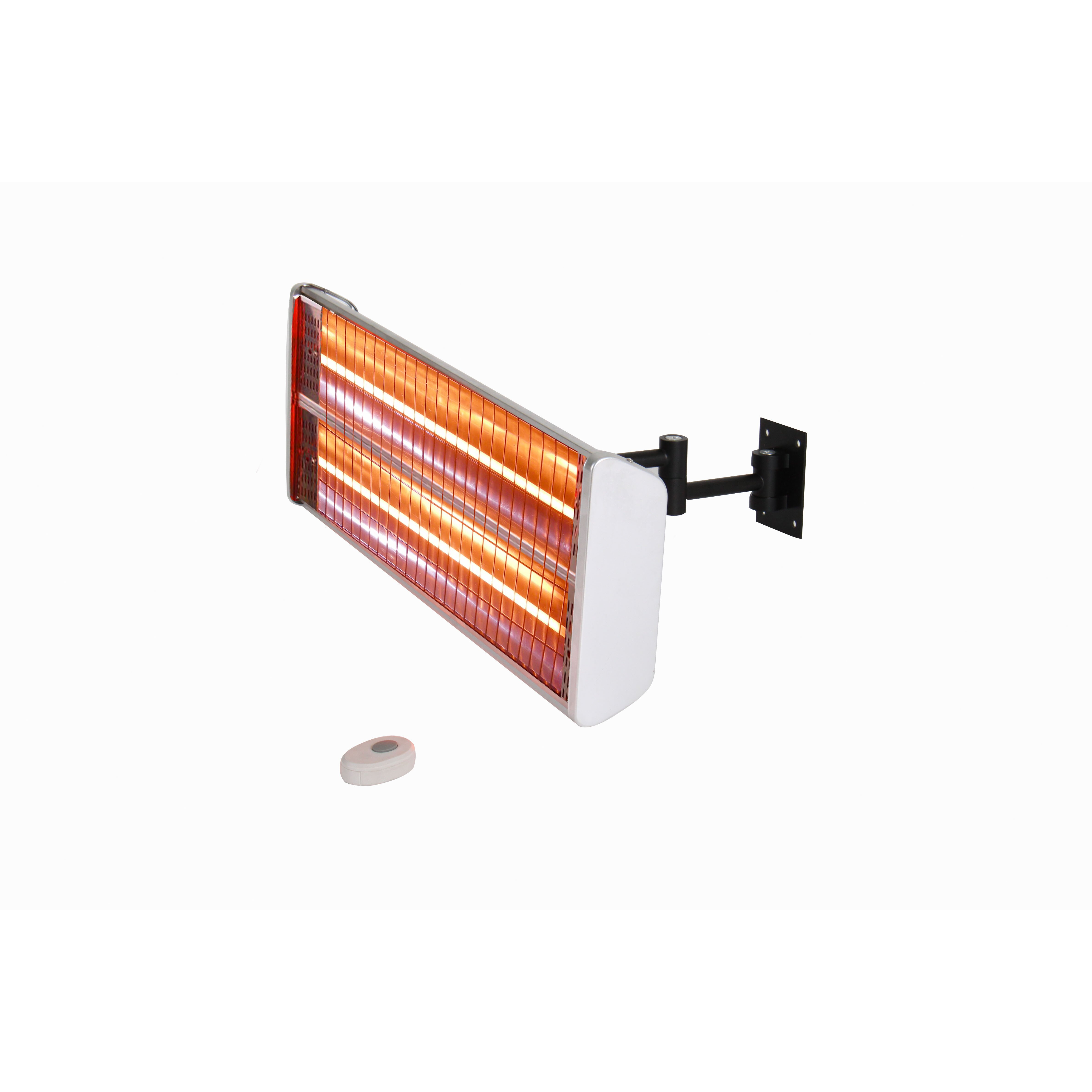 Energ wall mount hanging dual electric patio heater amp reviews