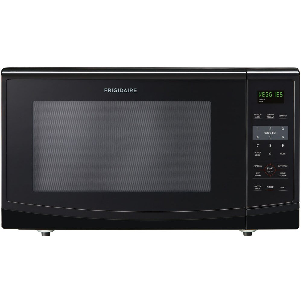 Frigidaire 2.2 Cu. Ft. 1200W Countertop Microwave with Safety Lock ...