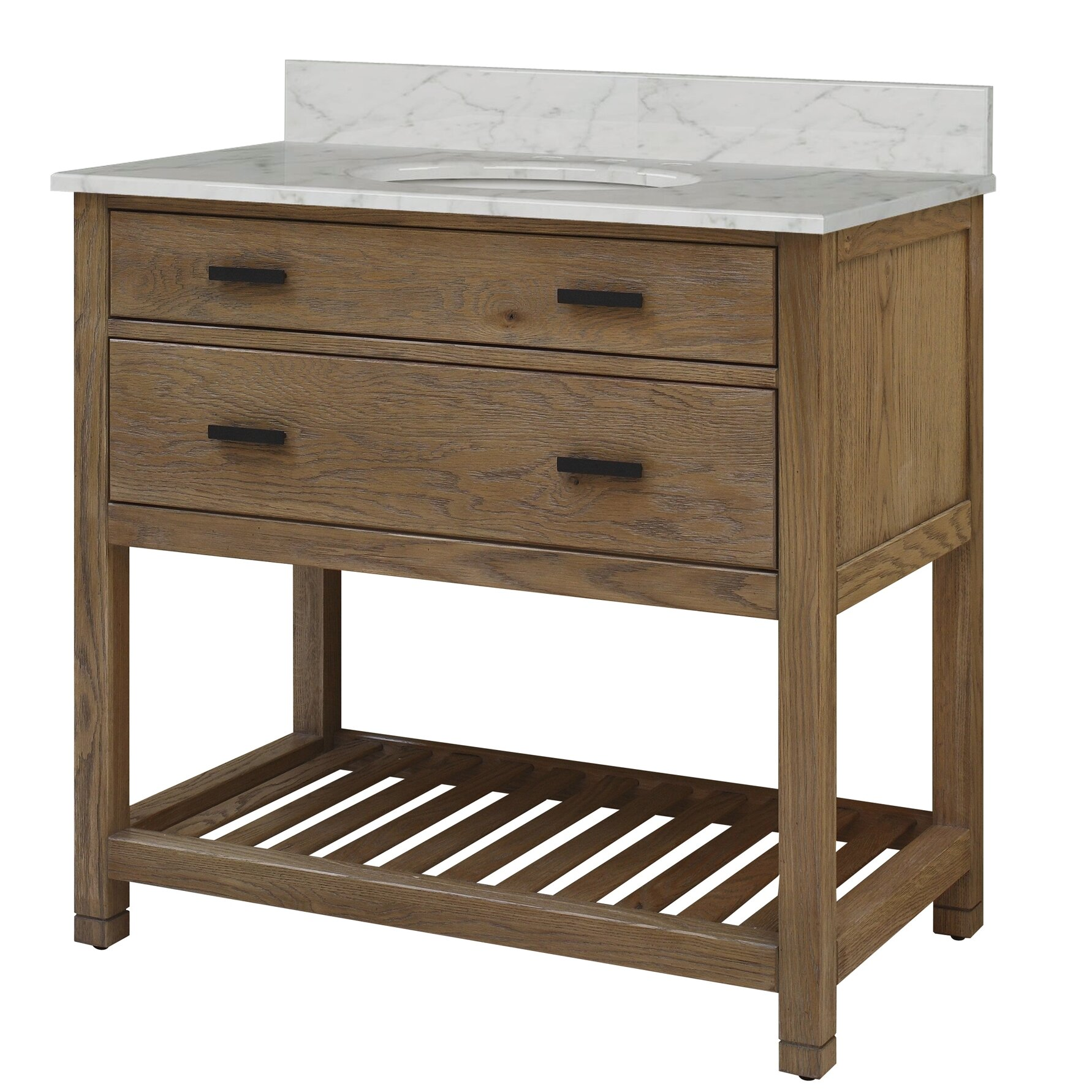 Sagehill Toby 37quot; Single Bathroom Vanity Set amp; Reviews  Wayfair
