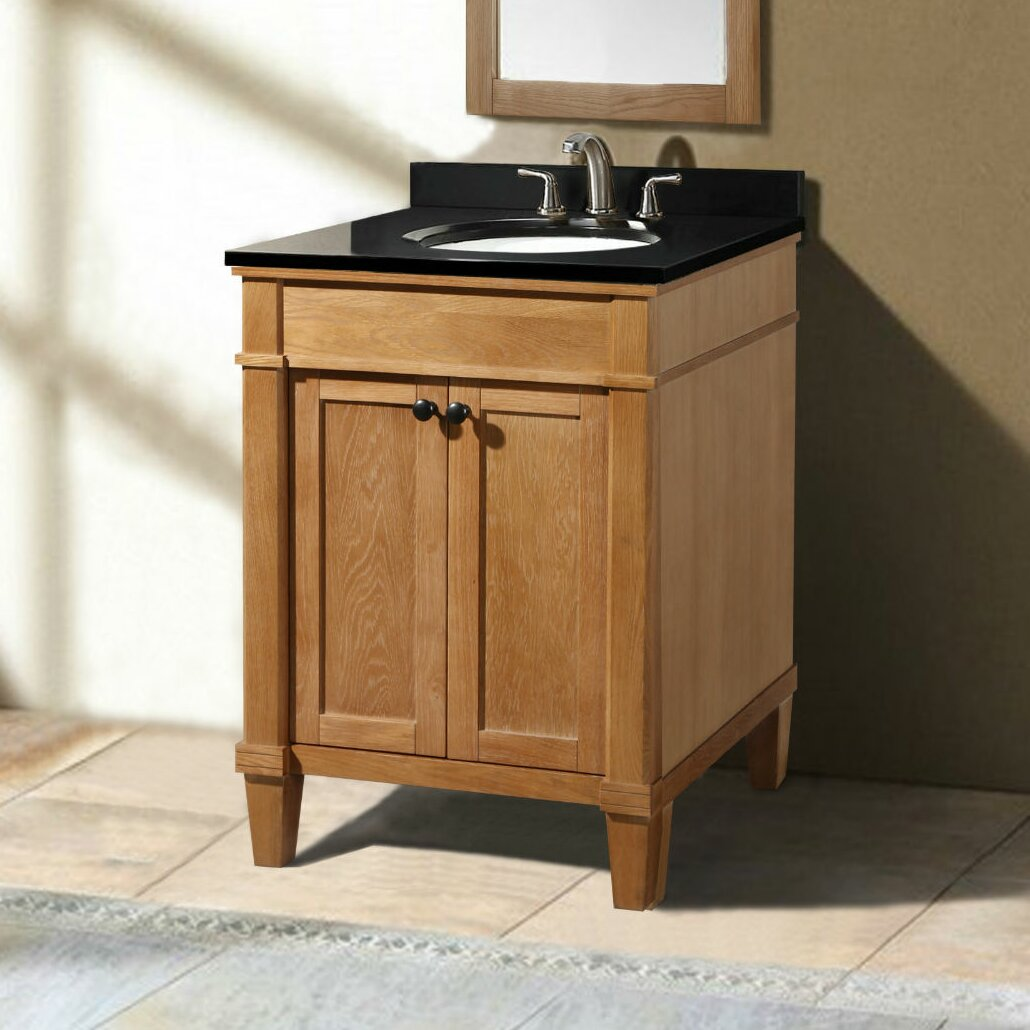 "Legion Furniture 25"" Single Bathroom Vanity Set & Reviews ..."