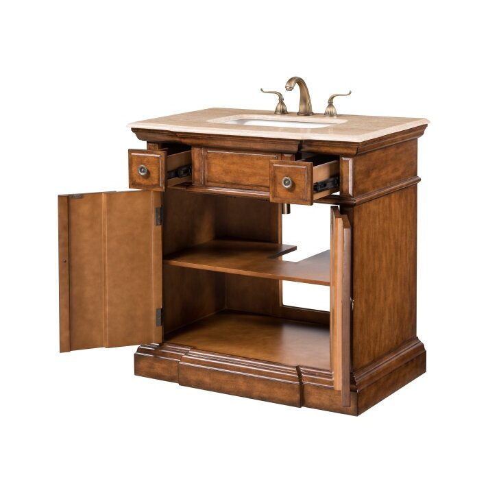 Legion Furniture 36 Quot Single Bathroom Vanity Set Amp Reviews