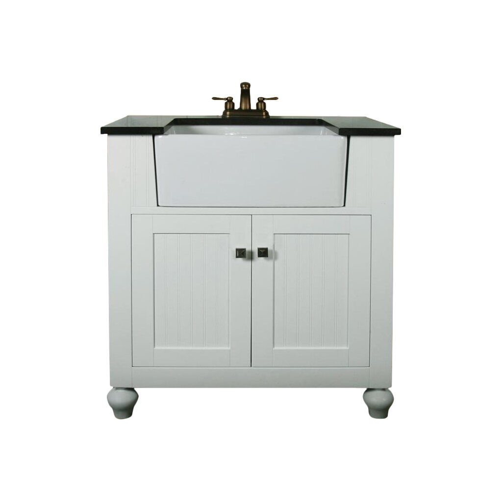 Furniture 30quot; Single Bathroom Vanity Set amp; Reviews  Wayfair Supply