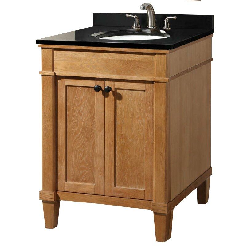 "Legion Furniture 25"" Single Bathroom Vanity Set & Reviews"