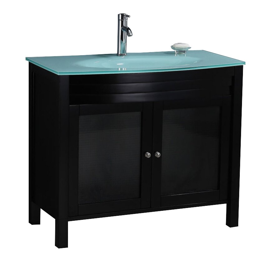 legion furniture 40 quot single bathroom vanity set reviews
