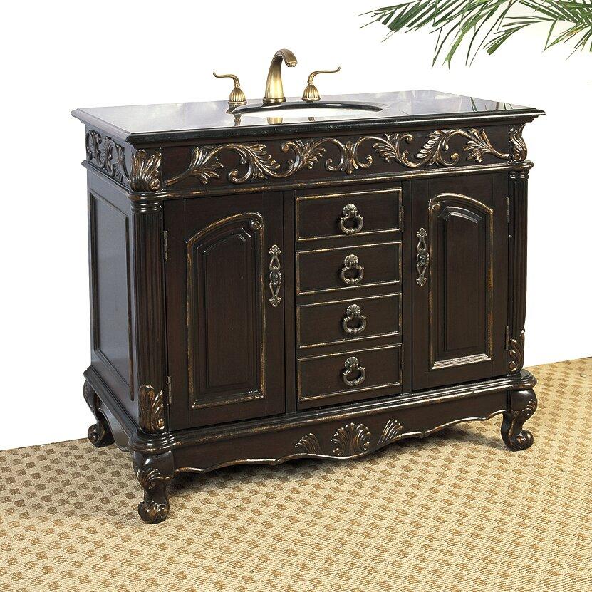 Legion Furniture Hatherleigh 41 Quot Single Chest Bathroom