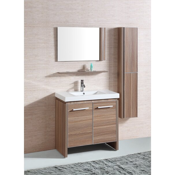 Legion Furniture 31 Quot Sink Vanity Set With Mirror And Side