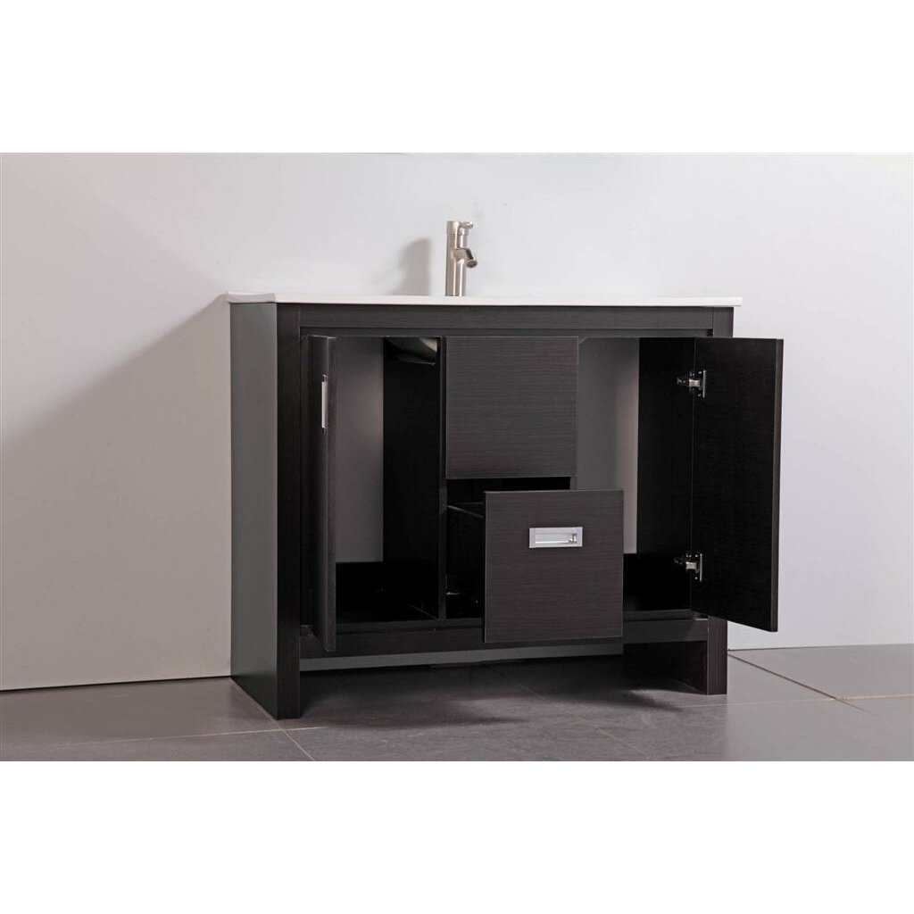 Legion Furniture 39 Quot Single Bathroom Vanity Set With