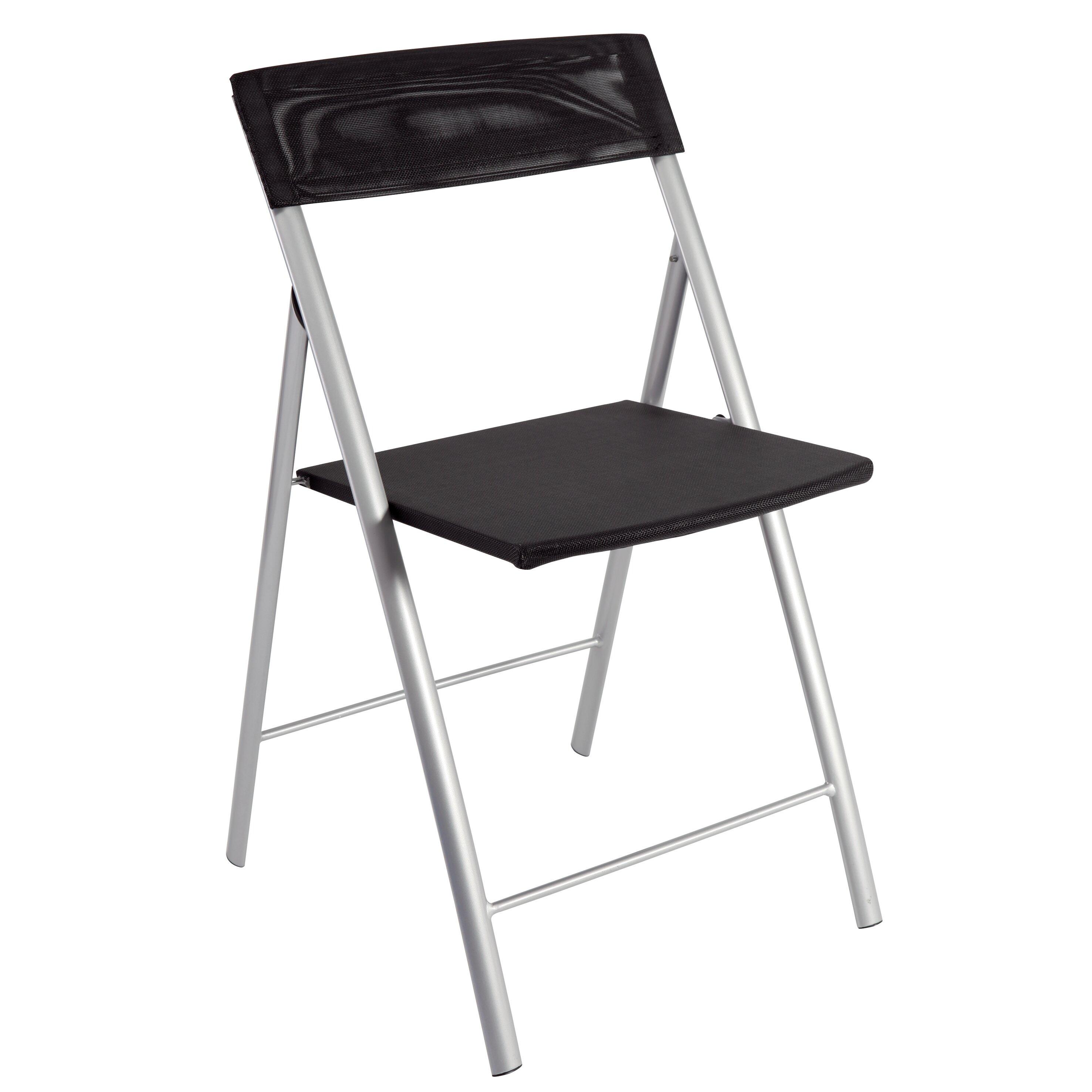 Alba Mesh Folding chair & Reviews