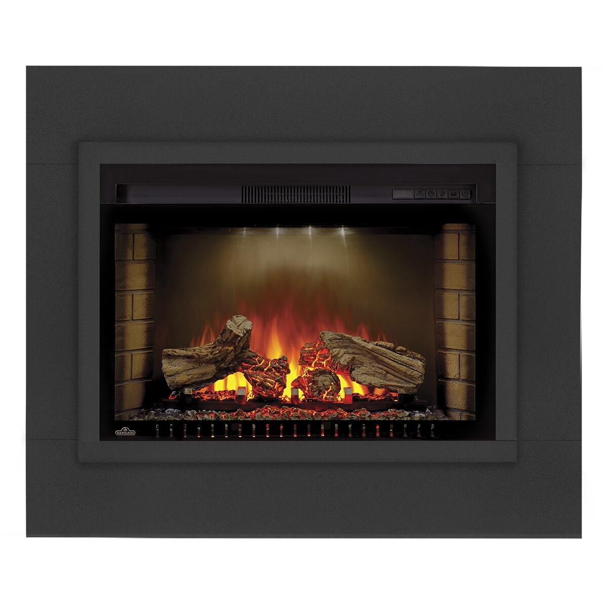 Cinema Electric Fireplace Wayfair