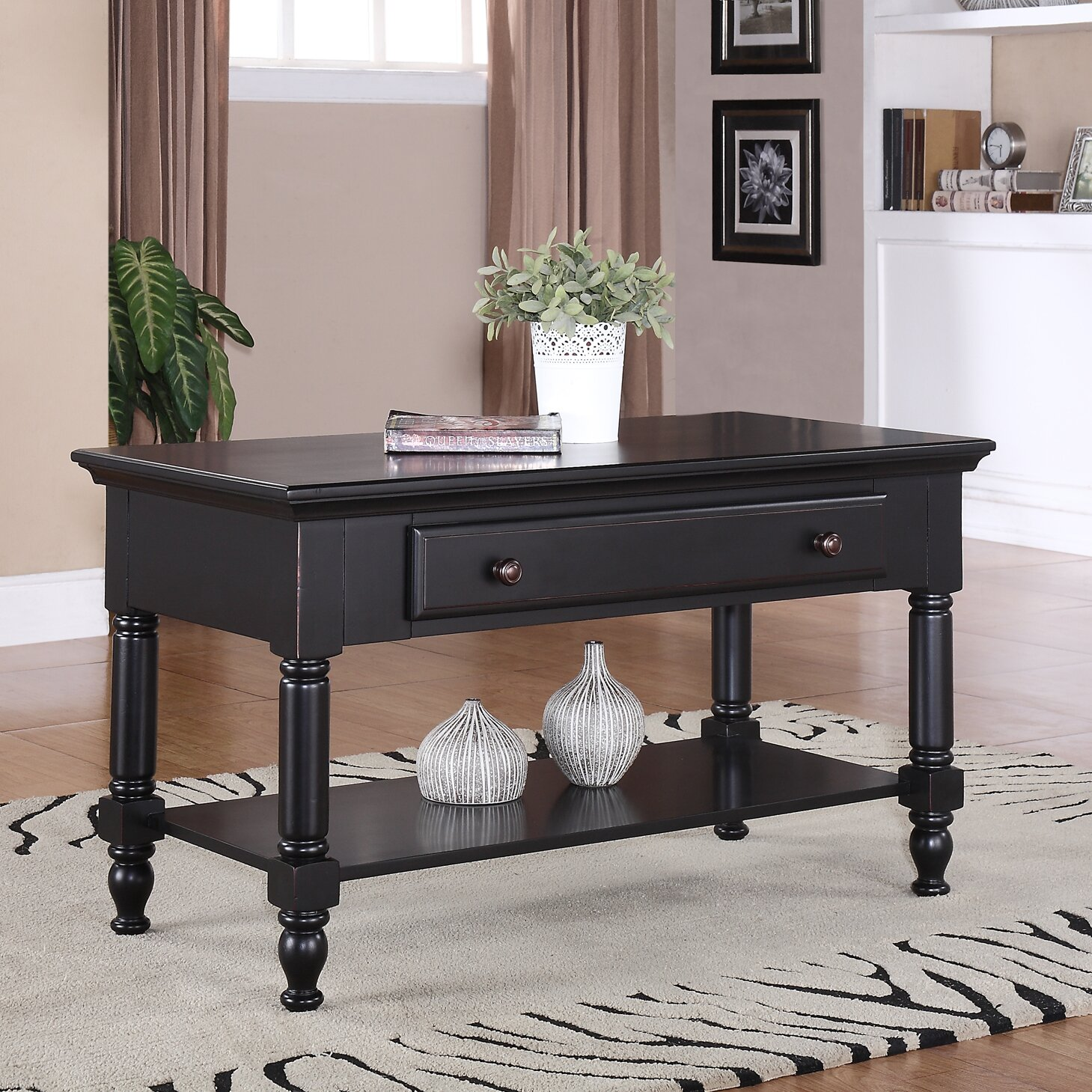 Homestar Renovations By Thomasville Coffee Table Reviews Wayfair