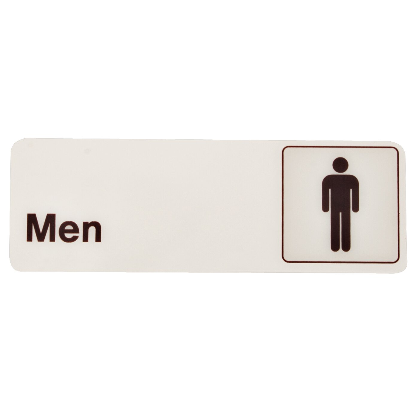 Men Bathroom Sign Wayfair