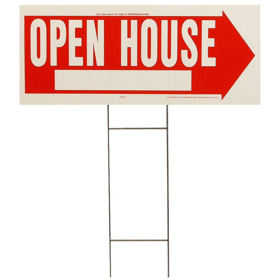 "10"" X 24"" Open House Sign  Wayfair Supply. Software Project Post Mortem Template. Resume Format Ms Word Template. Car Purchase Agreement Template. Structure Of Cause And Effect Essay Template. Resume Of Network Engineer Template. Job Reference Template Microsoft Word Template. Work Goals And Objectives Template. Resume Format For Banking Jobs"
