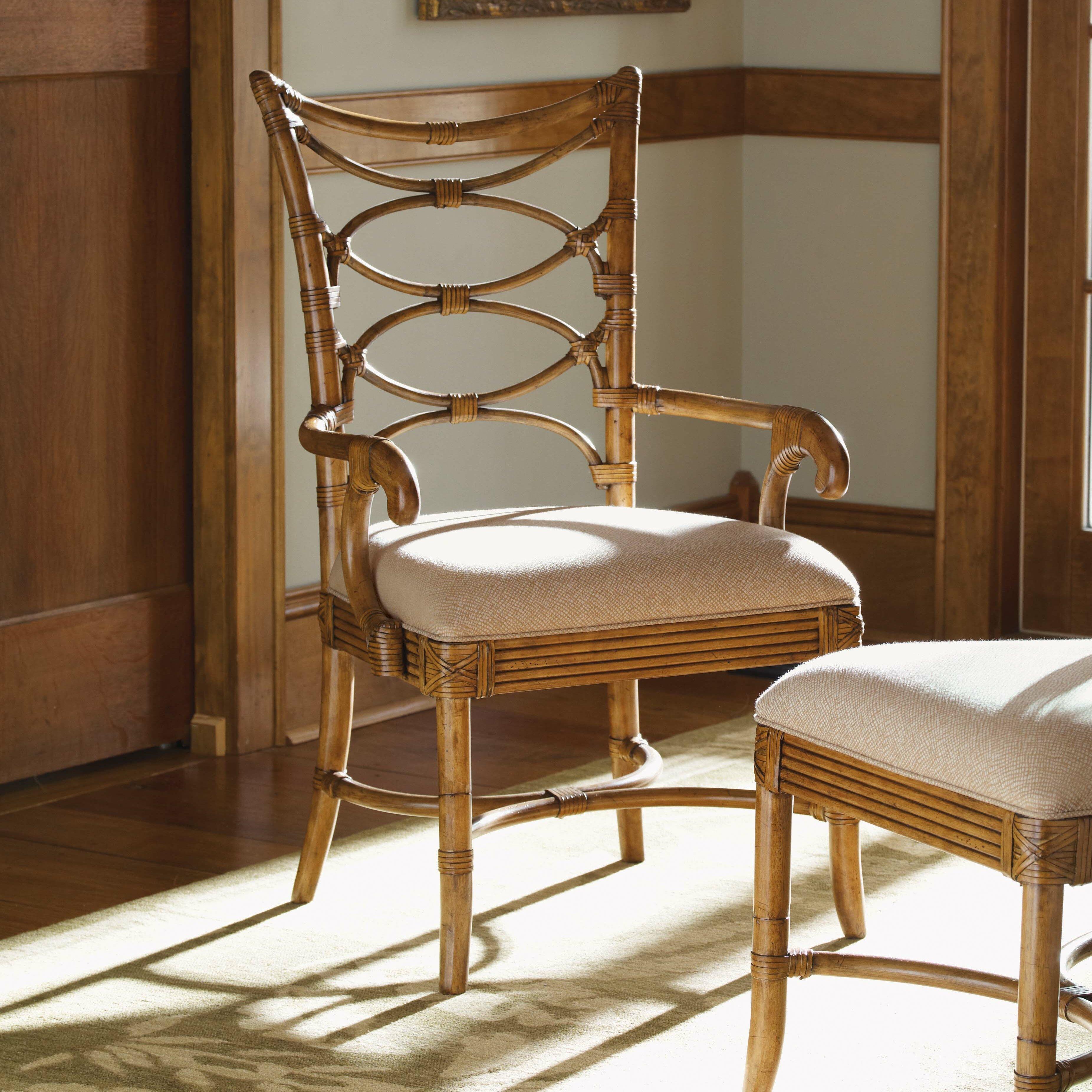 Tommy Bahama Home Beach House Arm Chair Amp Reviews Wayfair