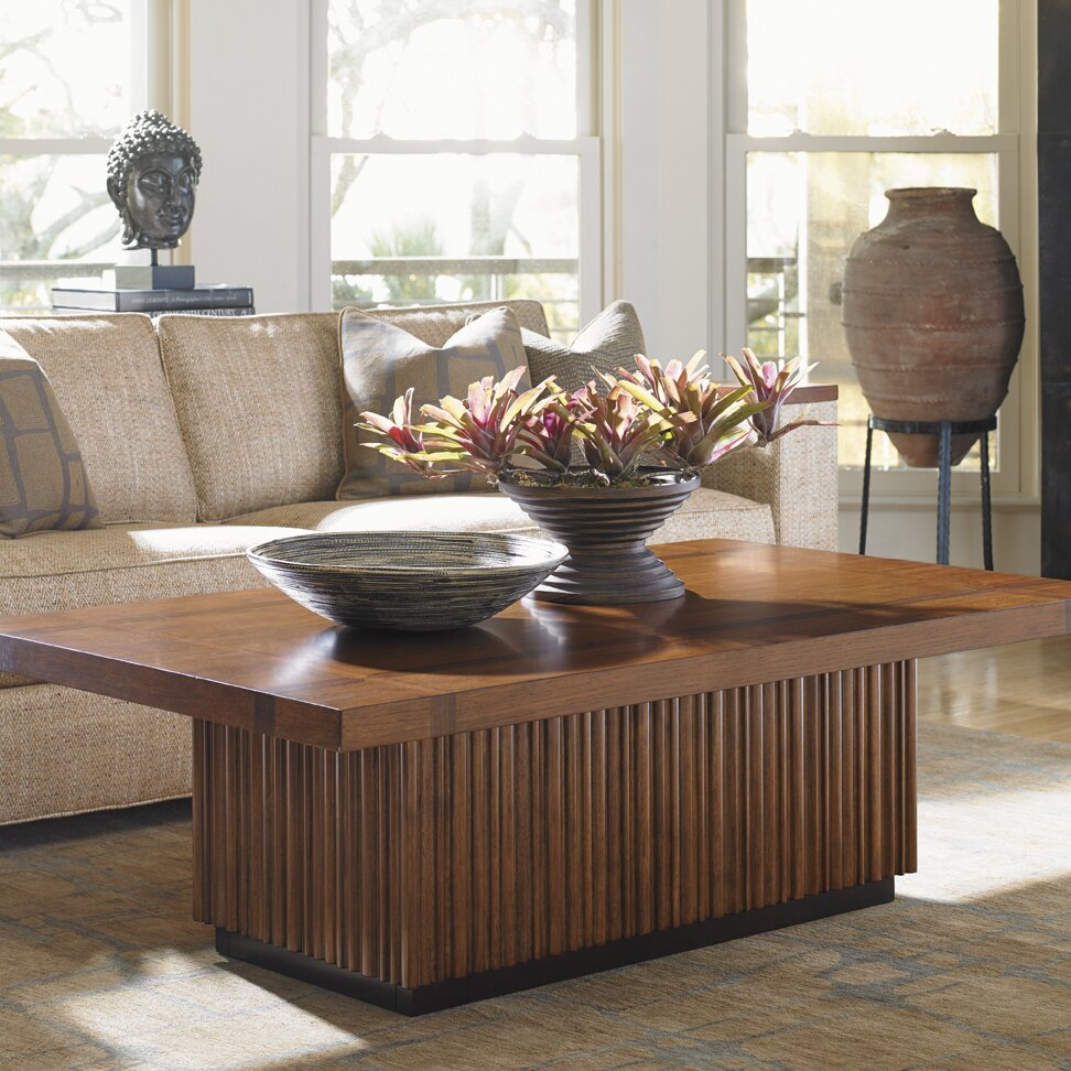 Island Fusion Castaway Coffee Table by Tommy Bahama Home