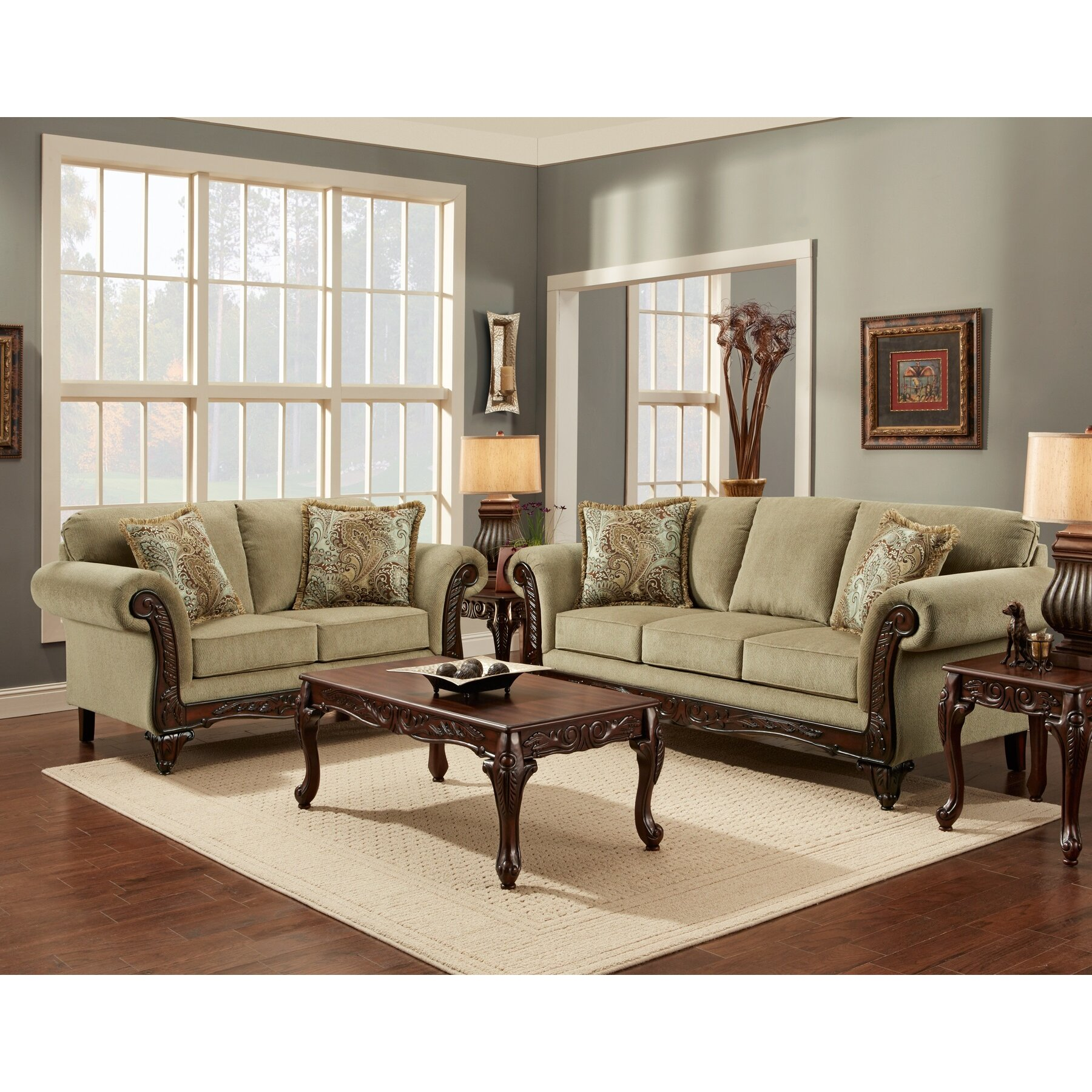 Astoria grand liddington living room collection reviews for Affordable furniture reviews
