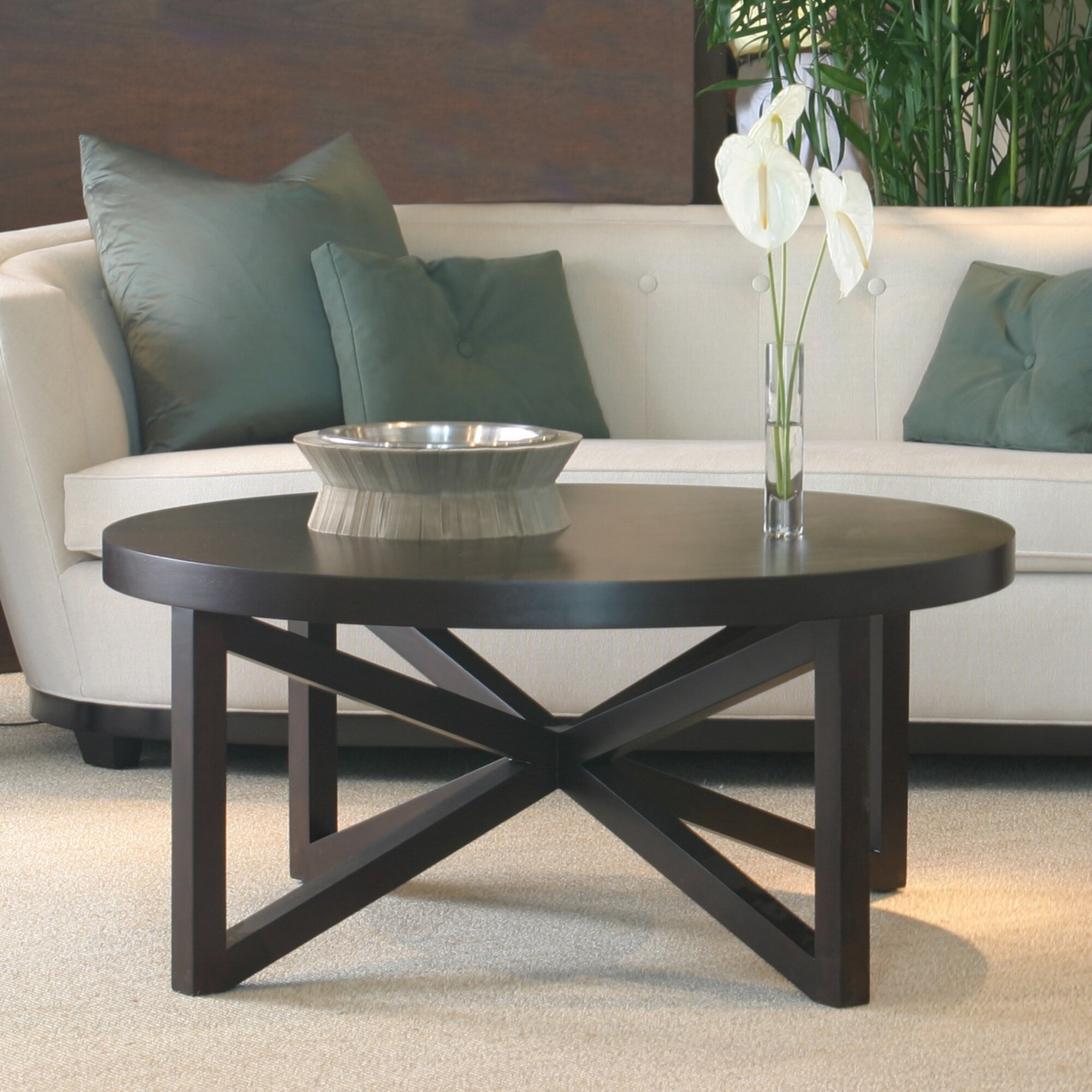 Allan Copley Designs Snowmass Coffee Table & Reviews