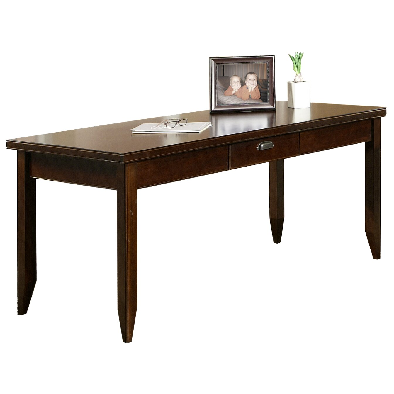 kathy ireland Home by Martin Furniture Tribeca Loft L Desk