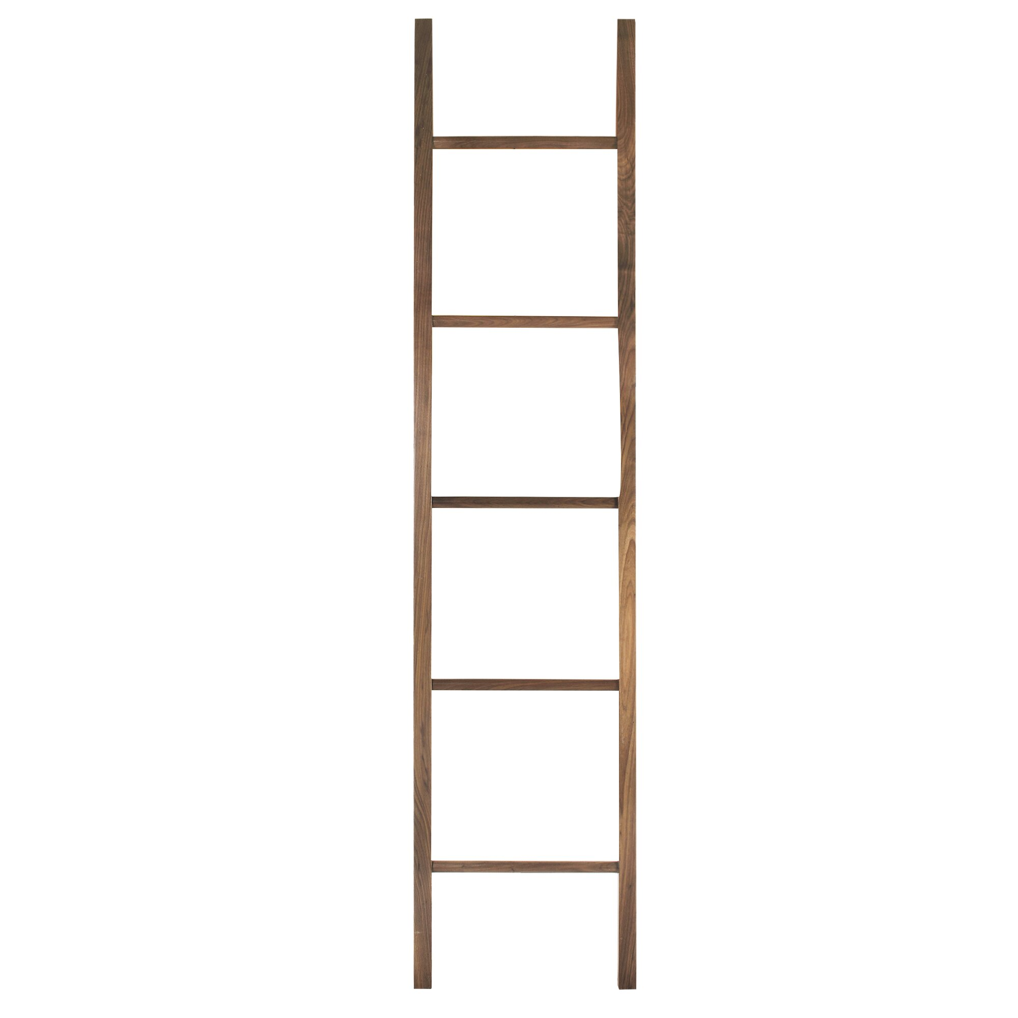 Casual home free standing decorative ladder reviews - Decorative ladder for bathroom ...