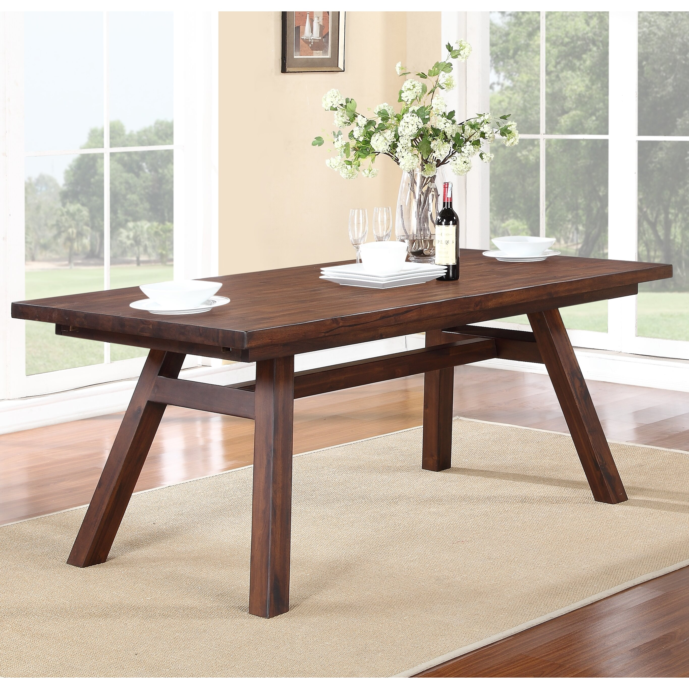 Modus Portland Extendable Dining Table & Reviews