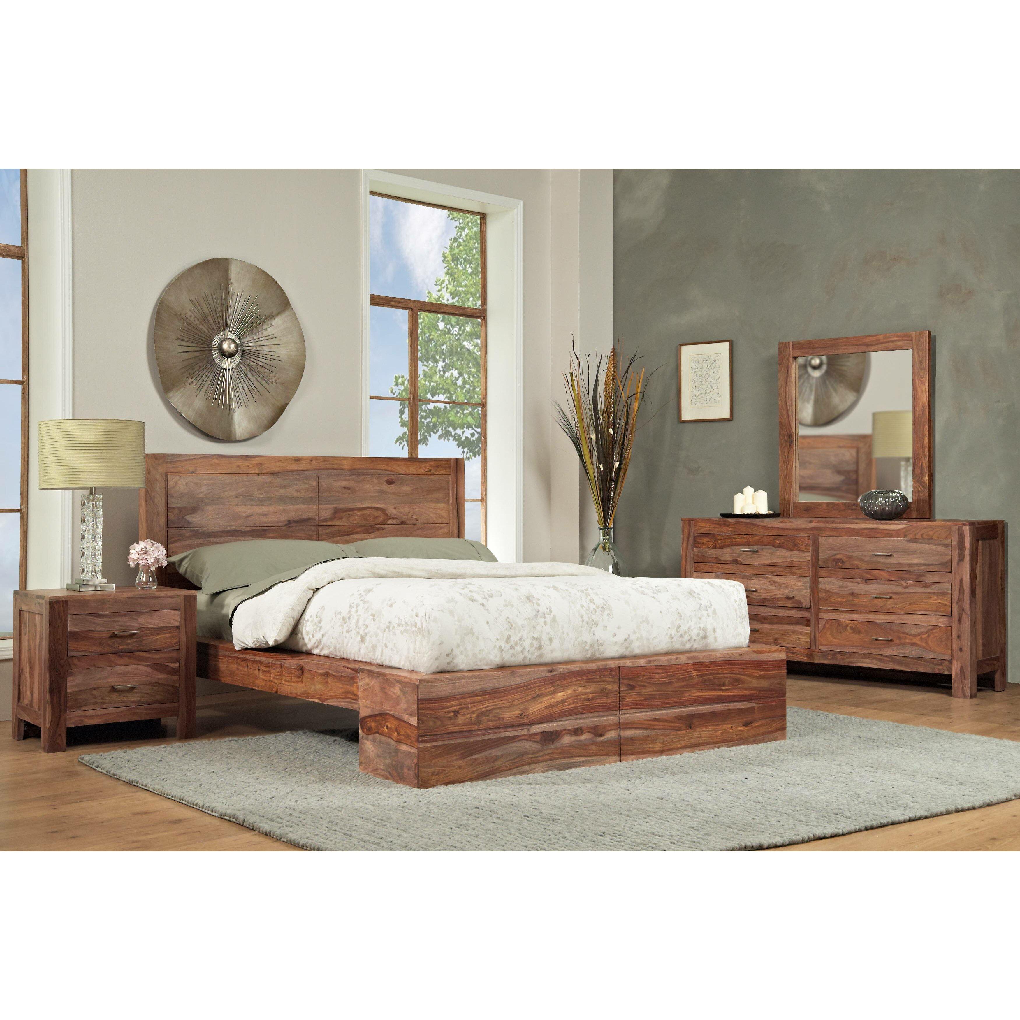 modus atria platform customizable bedroom set reviews