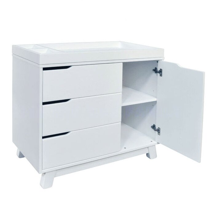 Babyletto Hudson Changing Table Babyletto Hudson 3 Drawer Changing Table  Amp Reviews Wayfair