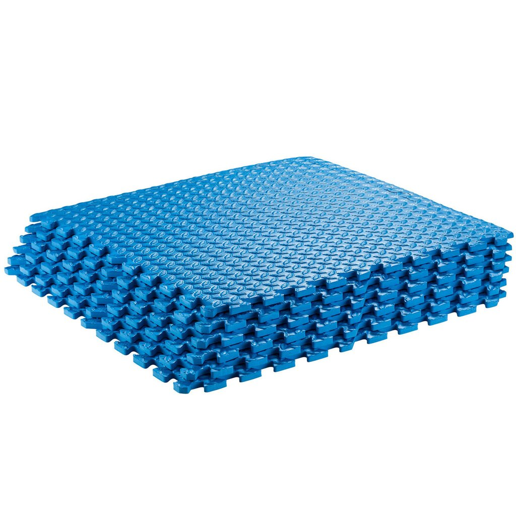 Ggi International Interlocking Foam Puzzle Exercise Mat