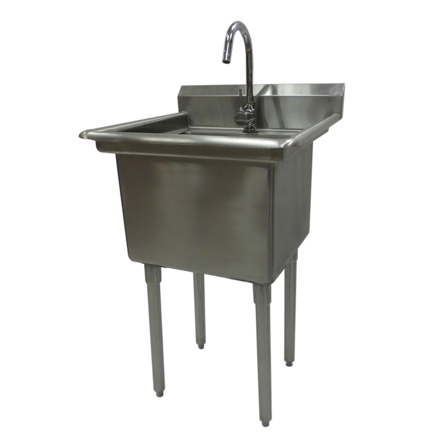 Stainless Slop Sink : Trinity 23