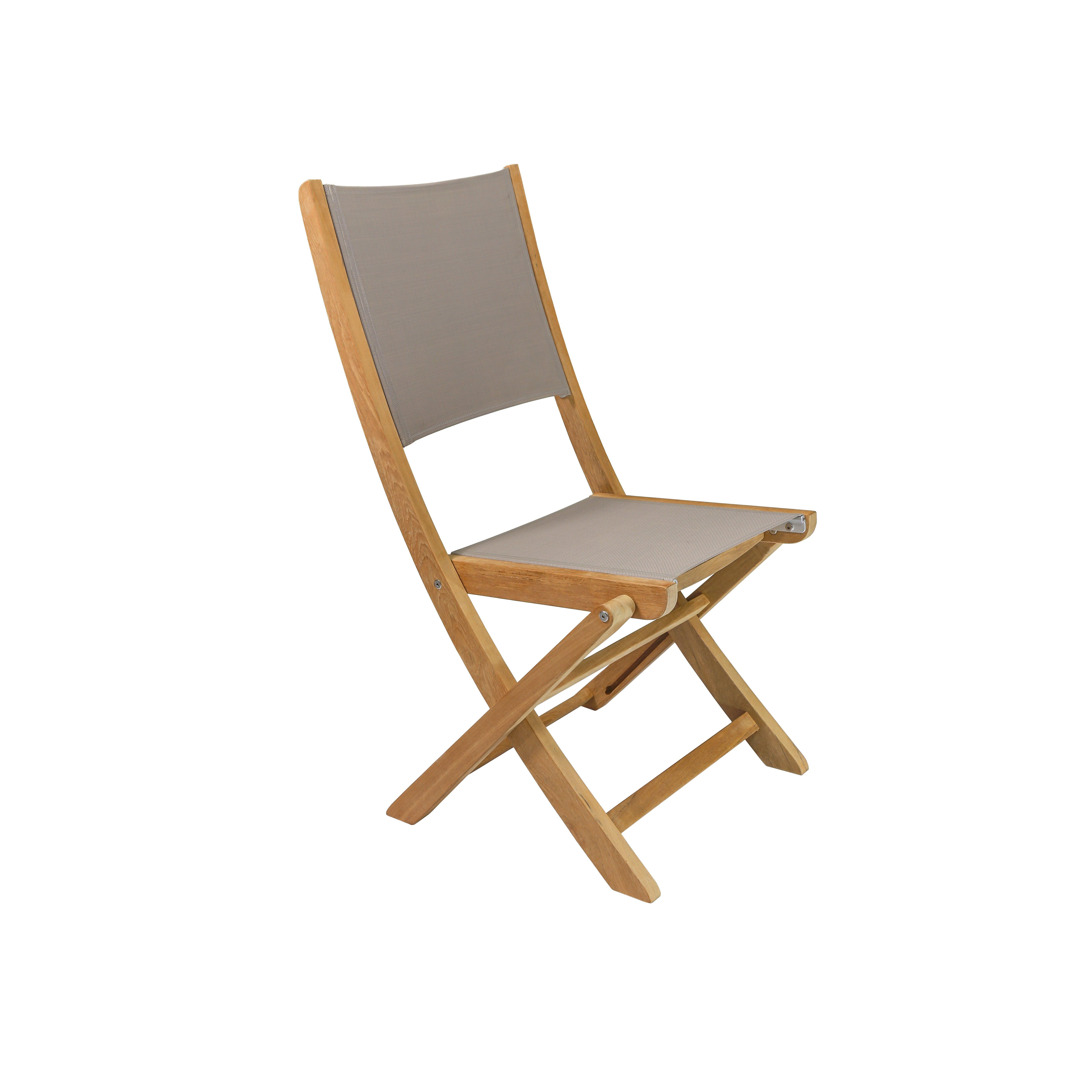 HiTeak Furniture Stella Folding Dining Side Chair