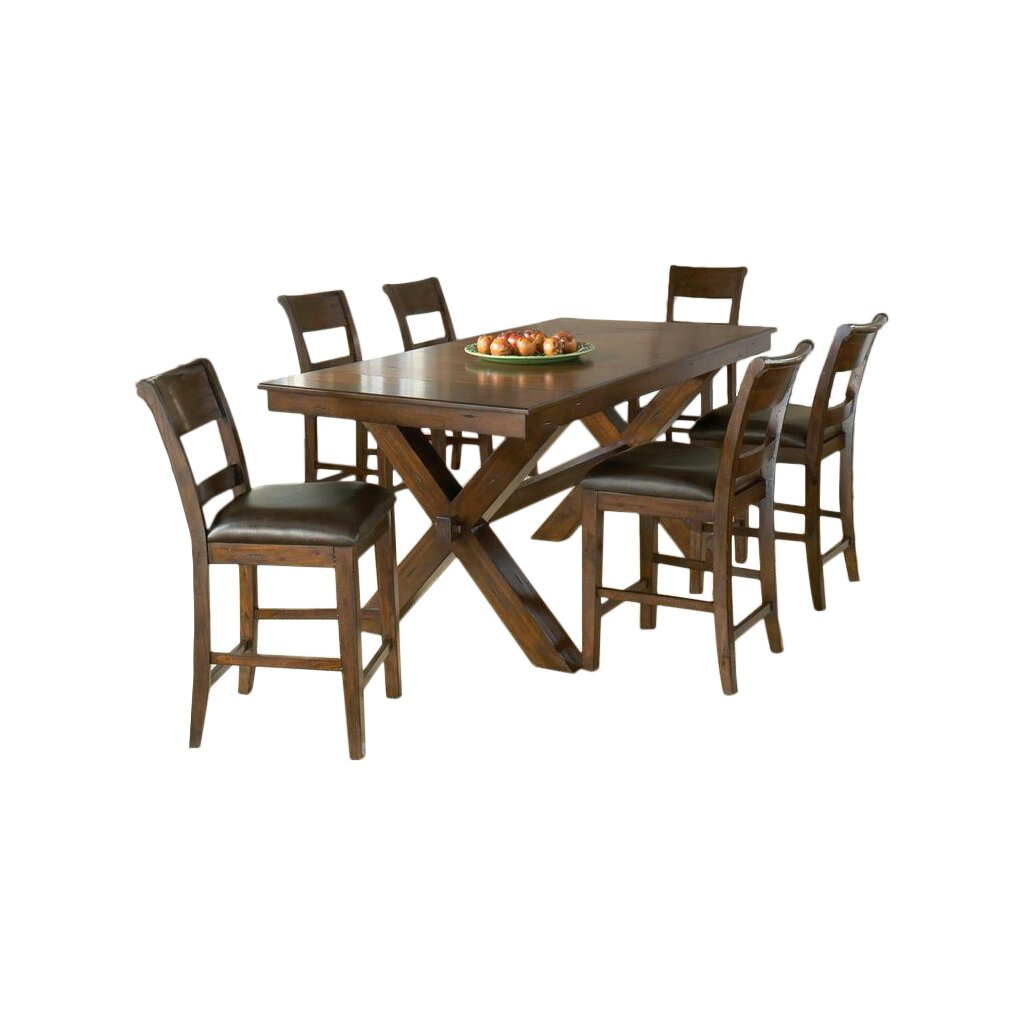 Hillsdale Furniture Park Avenue  Piece Counter Height Dining Set