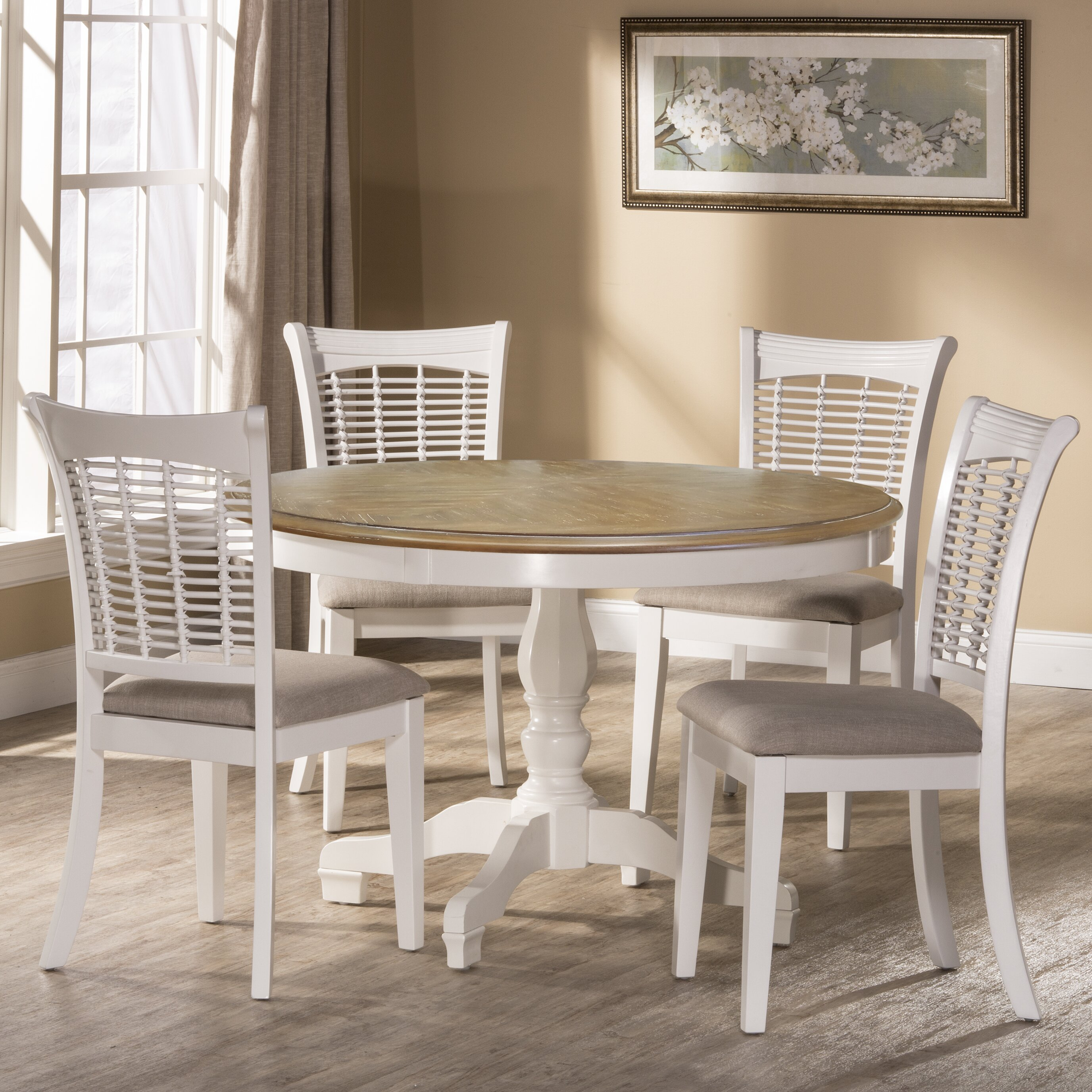 wayfair round dining set collections
