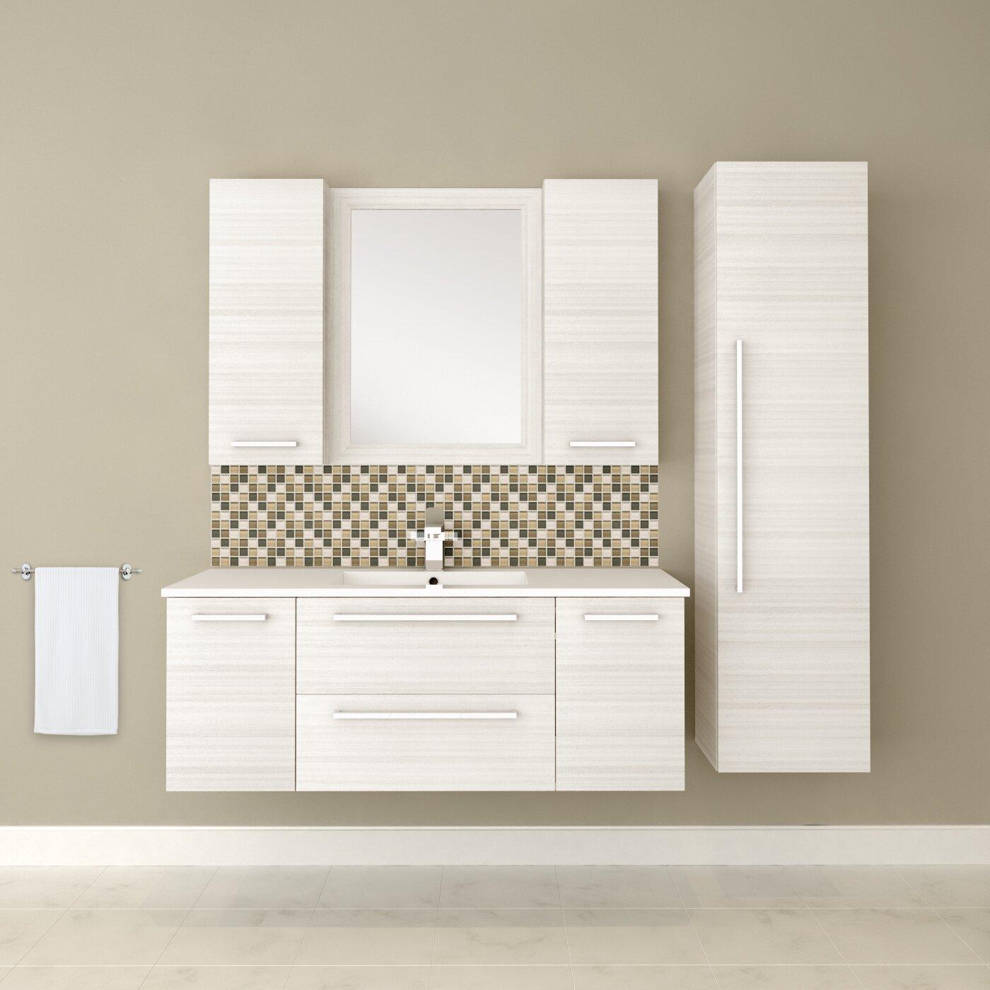 Kitchen Furniture Silhouette: Cutler Kitchen & Bath Silhouette Mirror & Reviews