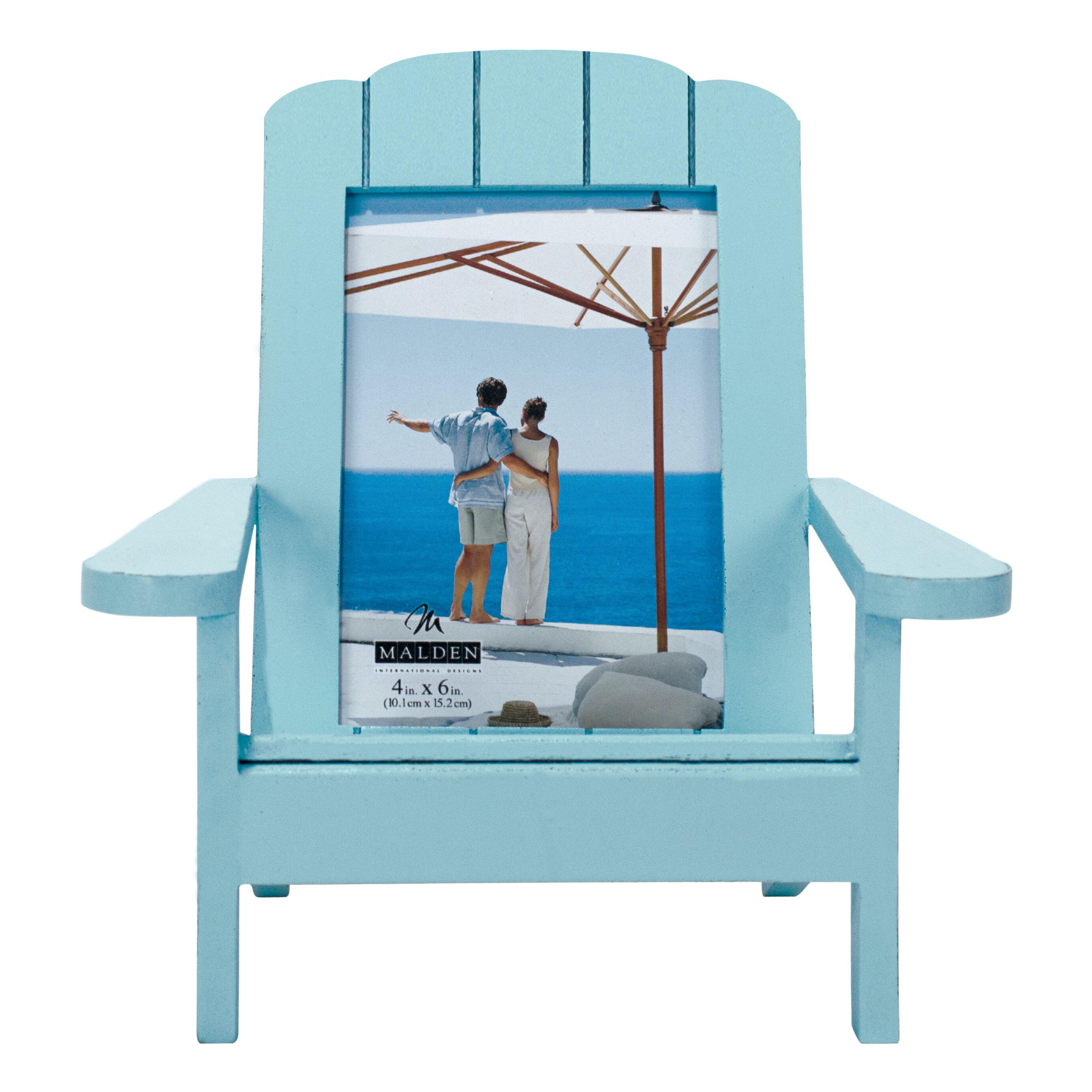 Malden Adirondack Chair Picture Frame Reviews Wayfair